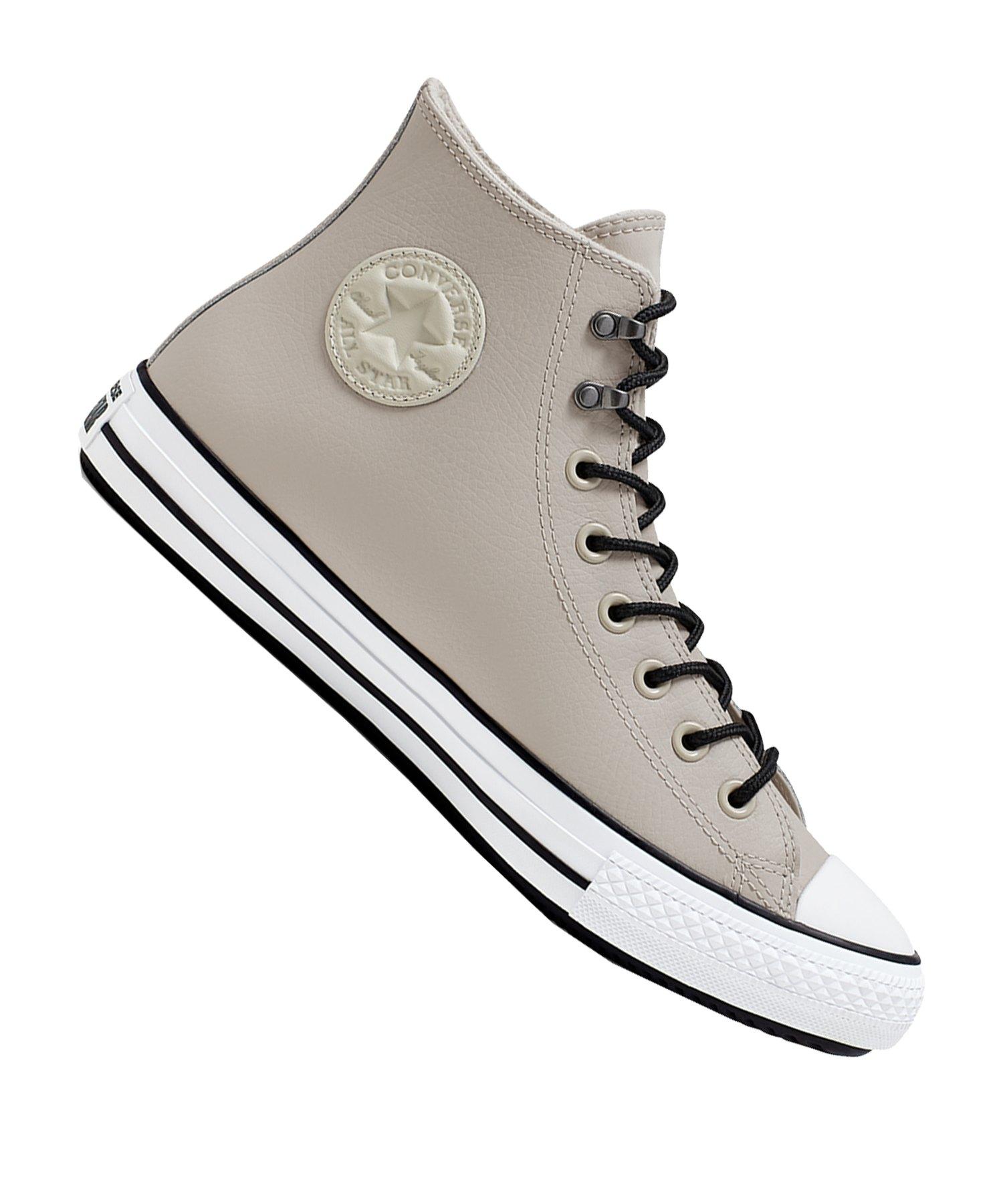 Converse Chuck Taylor AS Winter High Sneaker Beige - beige