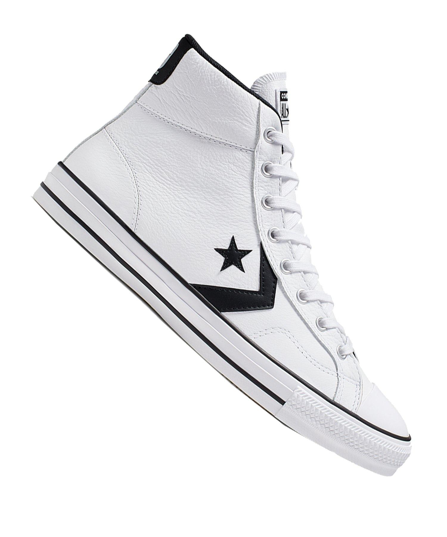 Converse Star Player High Sneaker Weiss - weiss