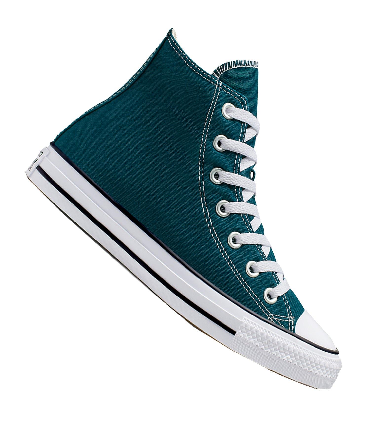 Converse Chuck Taylor All Star High Sneaker Türkis - türkis