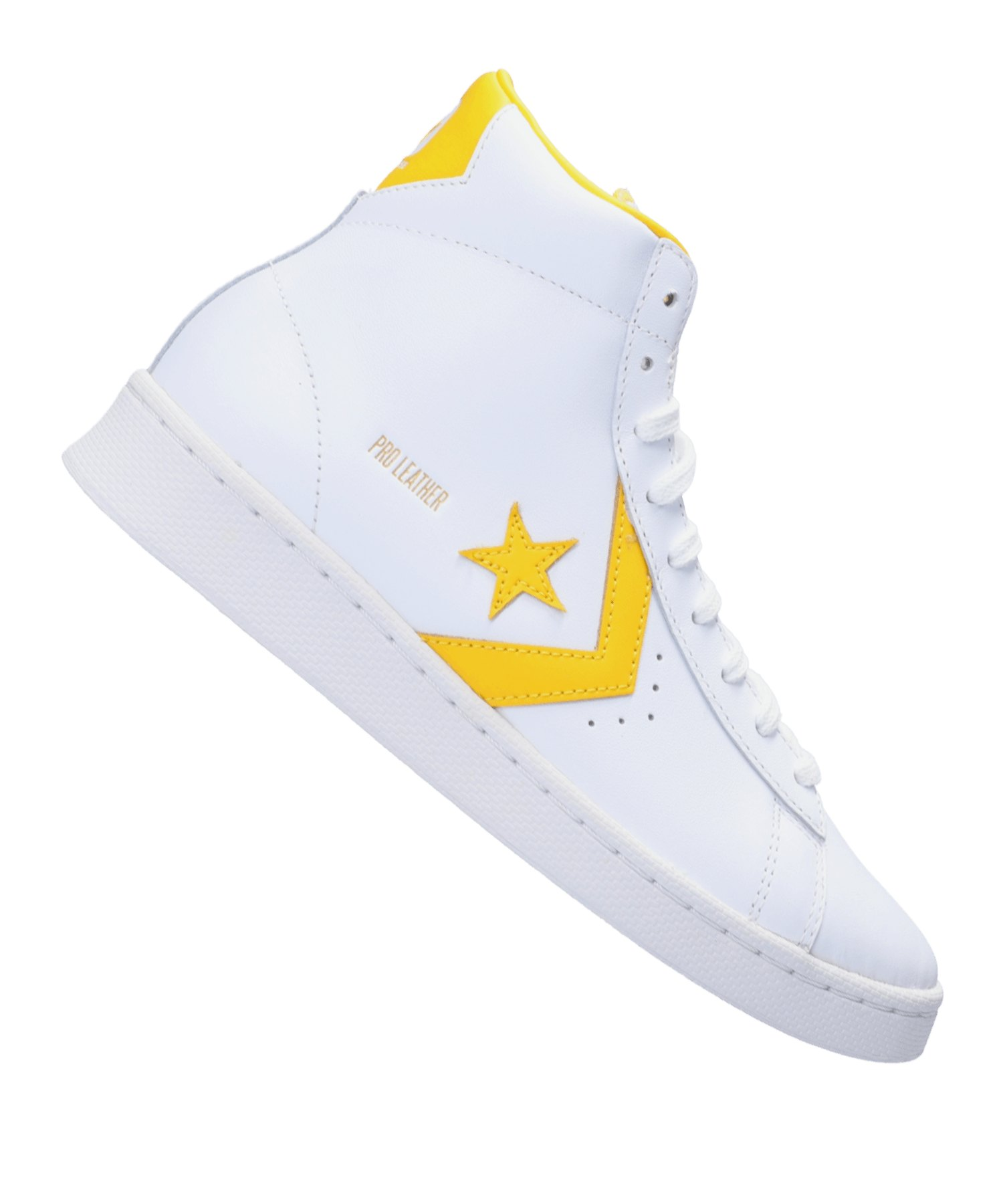 Converse Pro Leather Mid Sneaker Weiss F996 - weiss
