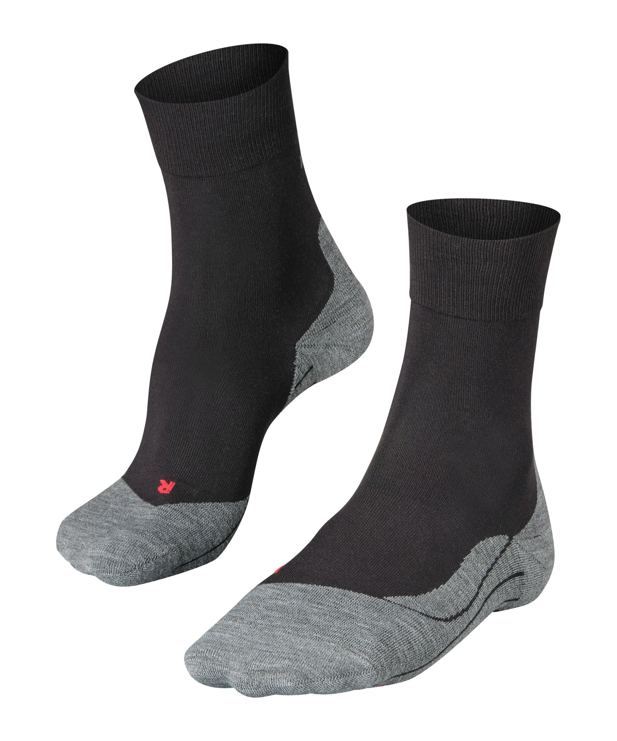 FALKE RU4 Socken Damen Schwarz F3010 - schwarz