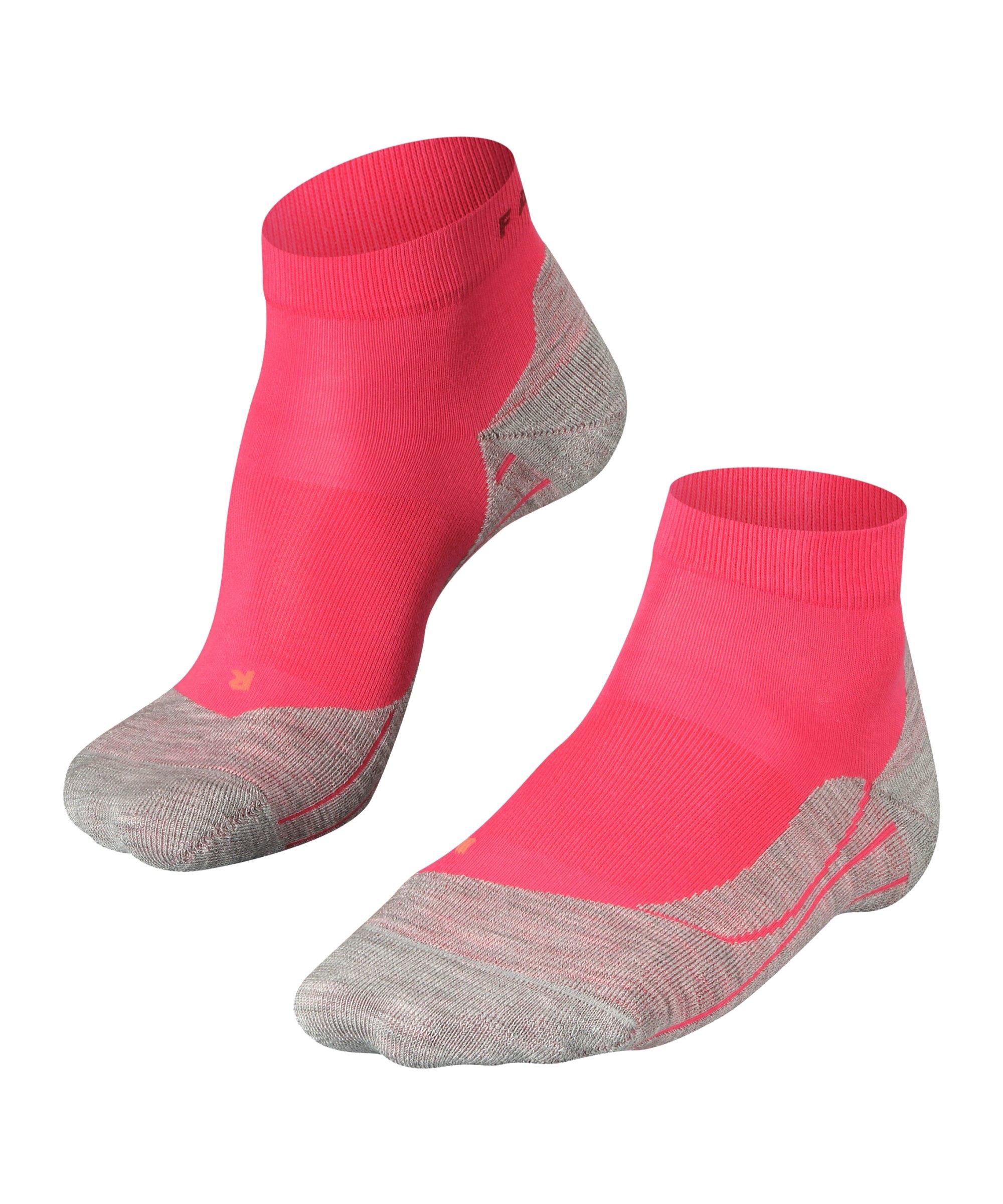 FALKE RU4 Short Socken Damen Rosa F8564 - rosa