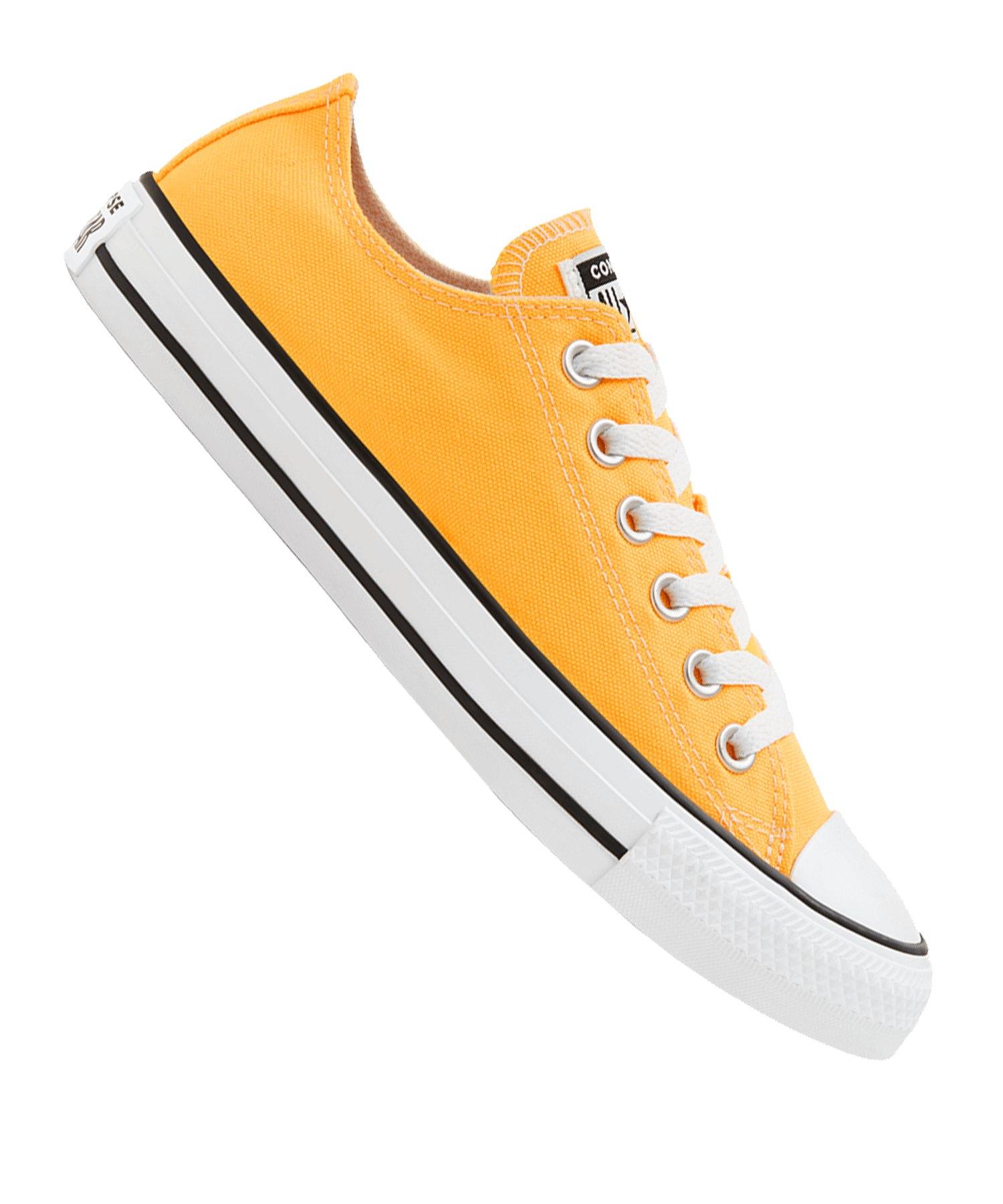 Converse Chuck Taylor AS Sneaker Damen Orange - orange