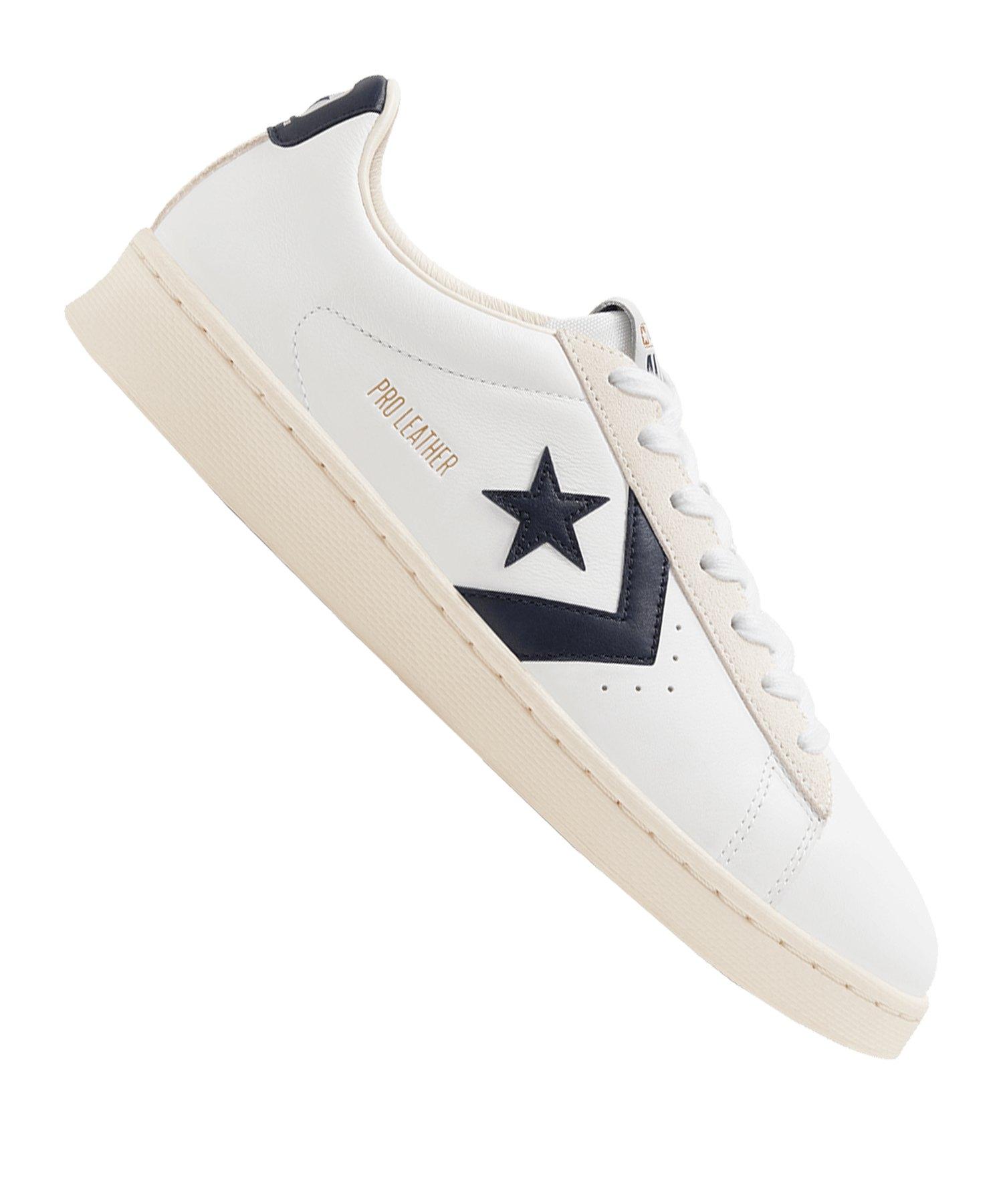 Converse Pro Leather OX Sneaker Weiss F102 - weiss