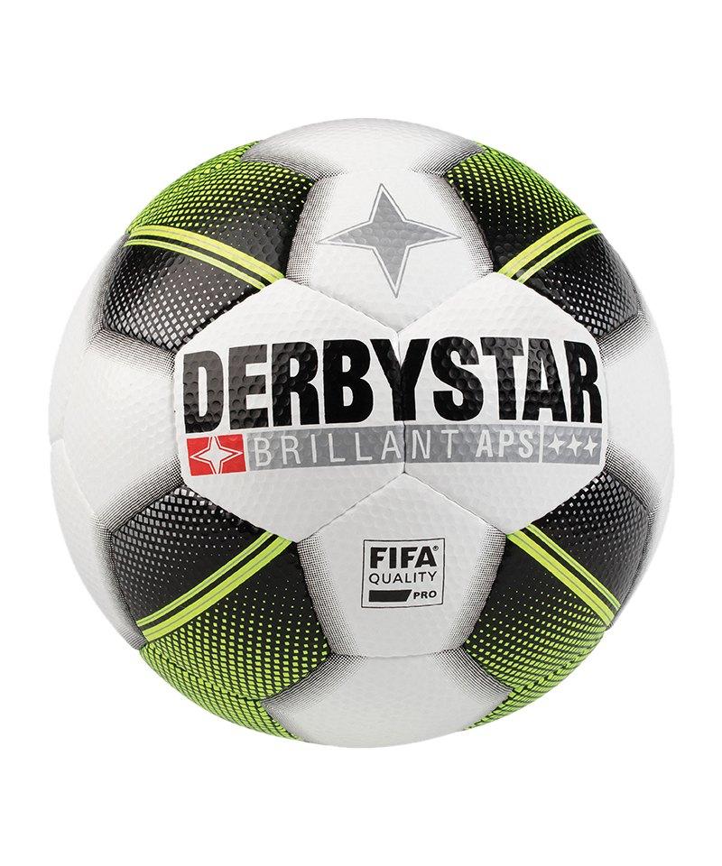 Derbystar Brilliant APS Future Fussball Weiss F125 - weiss