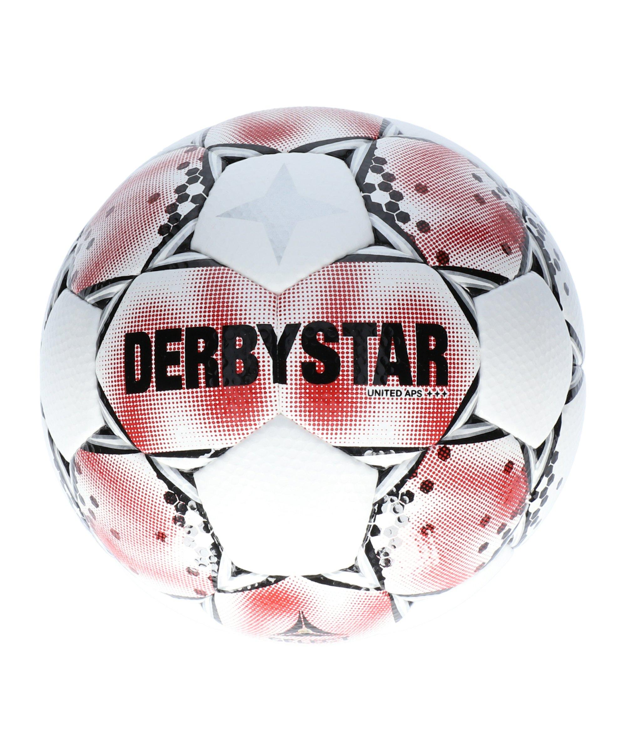 Derbystar United APS v21 Spielball F021 - weiss