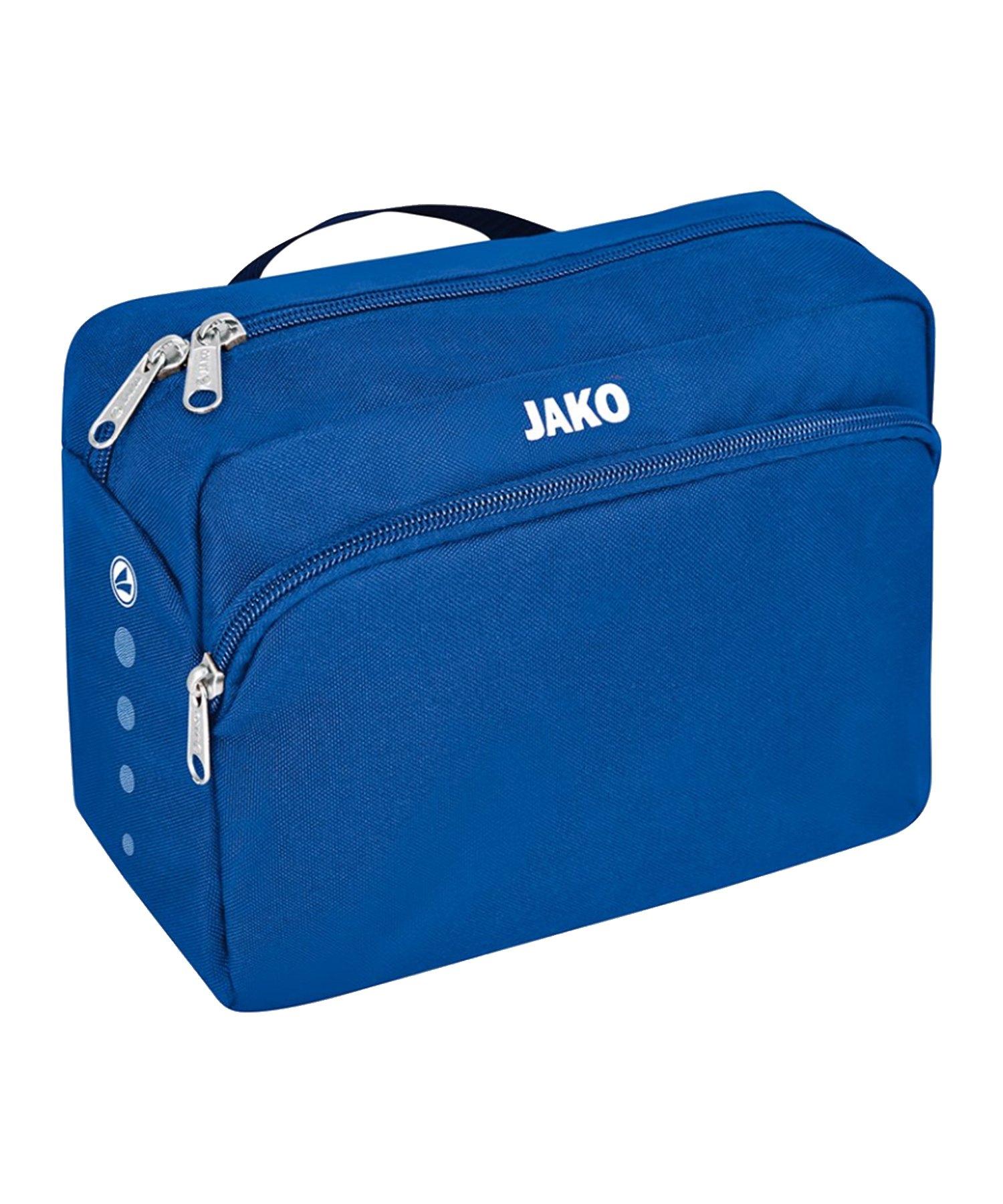 Jako Classico Kulturtasche Blau F04 - blau