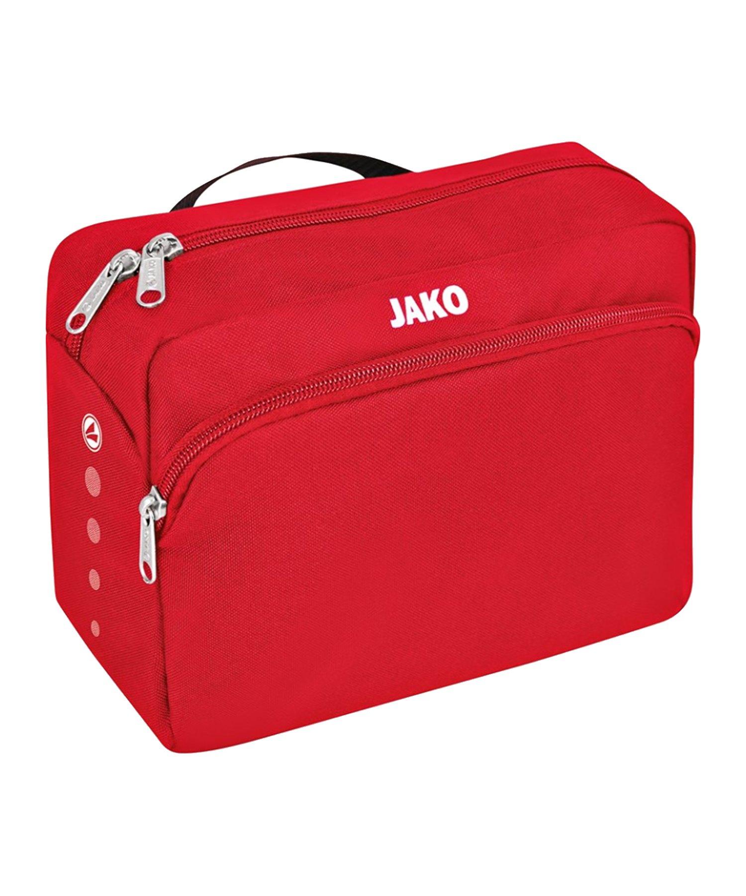 Jako Classico Kulturtasche Rot F01 - rot