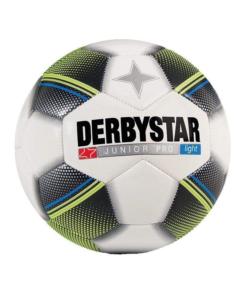 Derbystar Trainingsball Junior Pro Light Kinder F125 - weiss