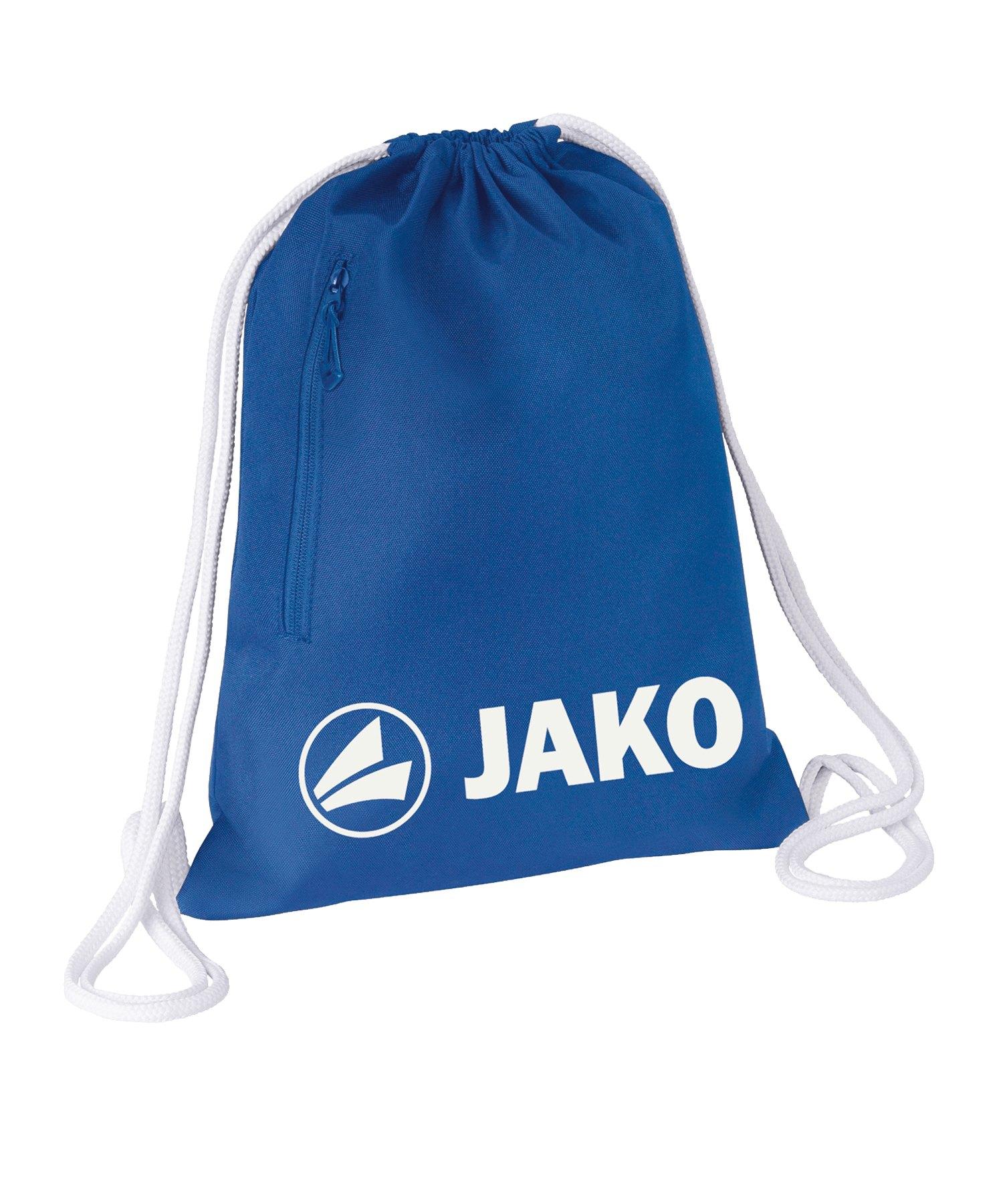 JAKO Gymsack Blau F04 - blau