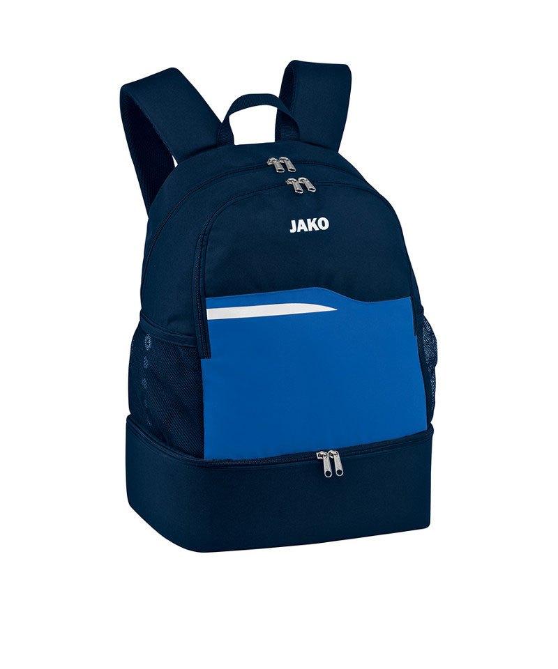 Jako Competition 2.0 Rucksack Blau F49 - blau