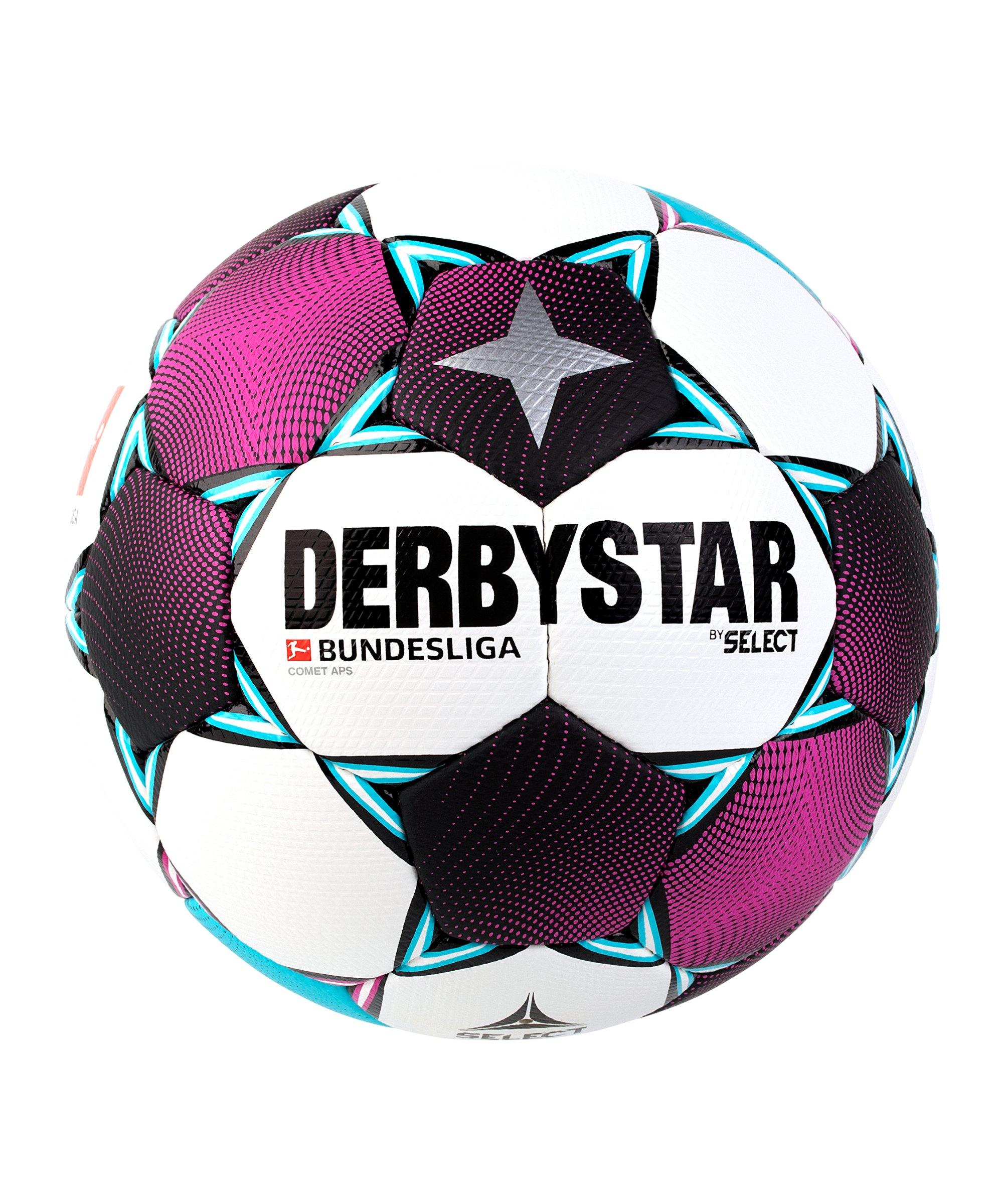 Derbystar Bundesliga Comet APS Spielball Weiss F020 - weiss