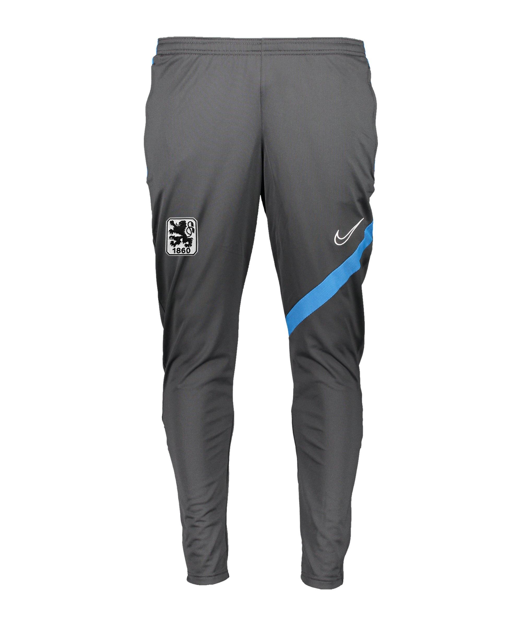 Nike TSV 1860 München Trainingshose Grau Blau F066 - grau