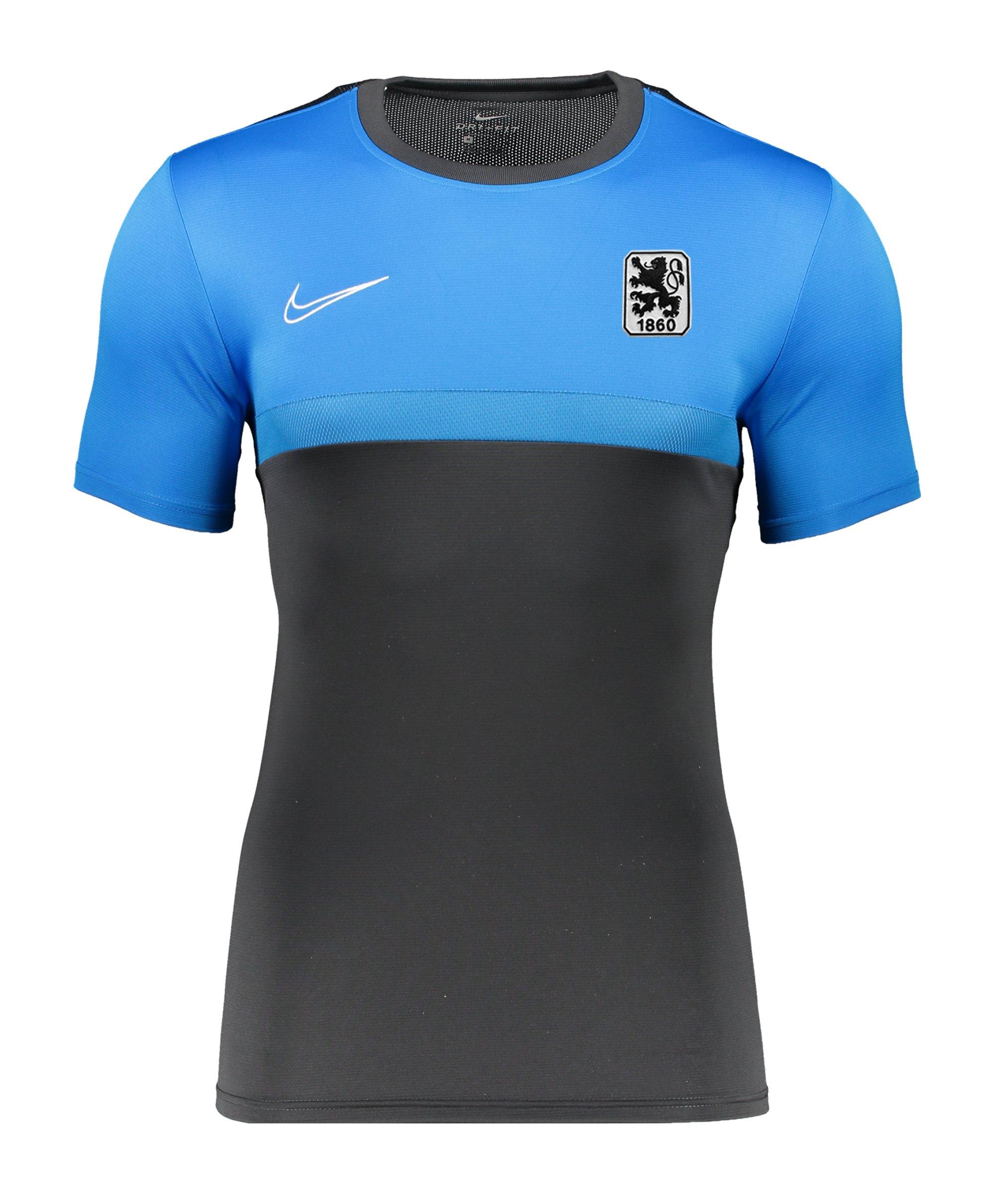 Nike TSV 1860 München Trainingsshirt Grau F070 - grau