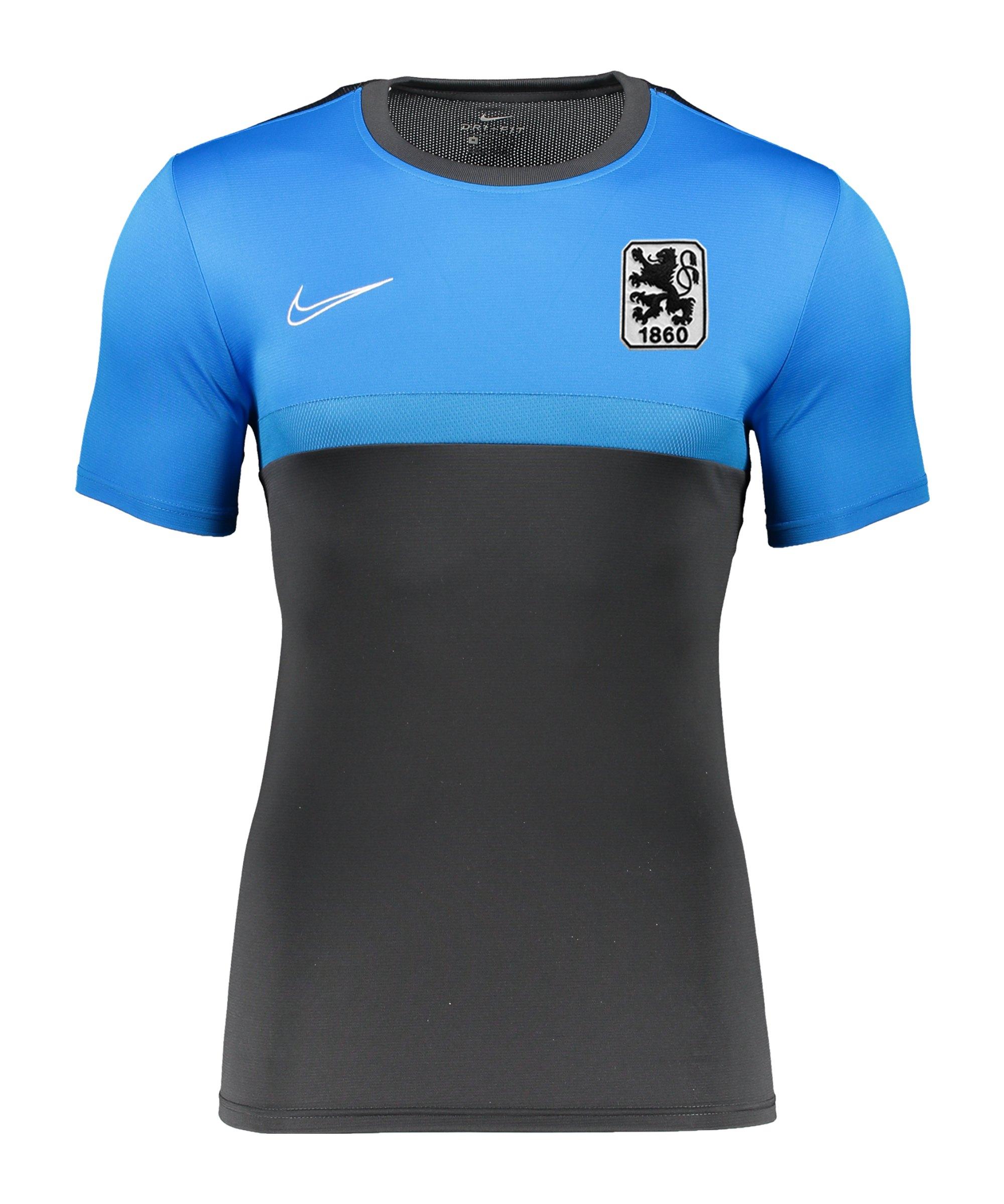 Nike TSV 1860 München Trainingsshirt Kids Grau F067 - grau