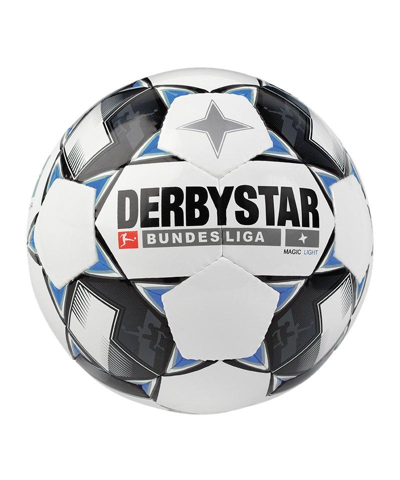 Derbystar Bundesliga Magic Light 350 Gramm Weiss F126 - weiss