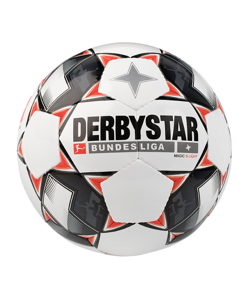 Derbystar Bundesliga Magic S-Light 290 Gramm Weiss F123 - weiss