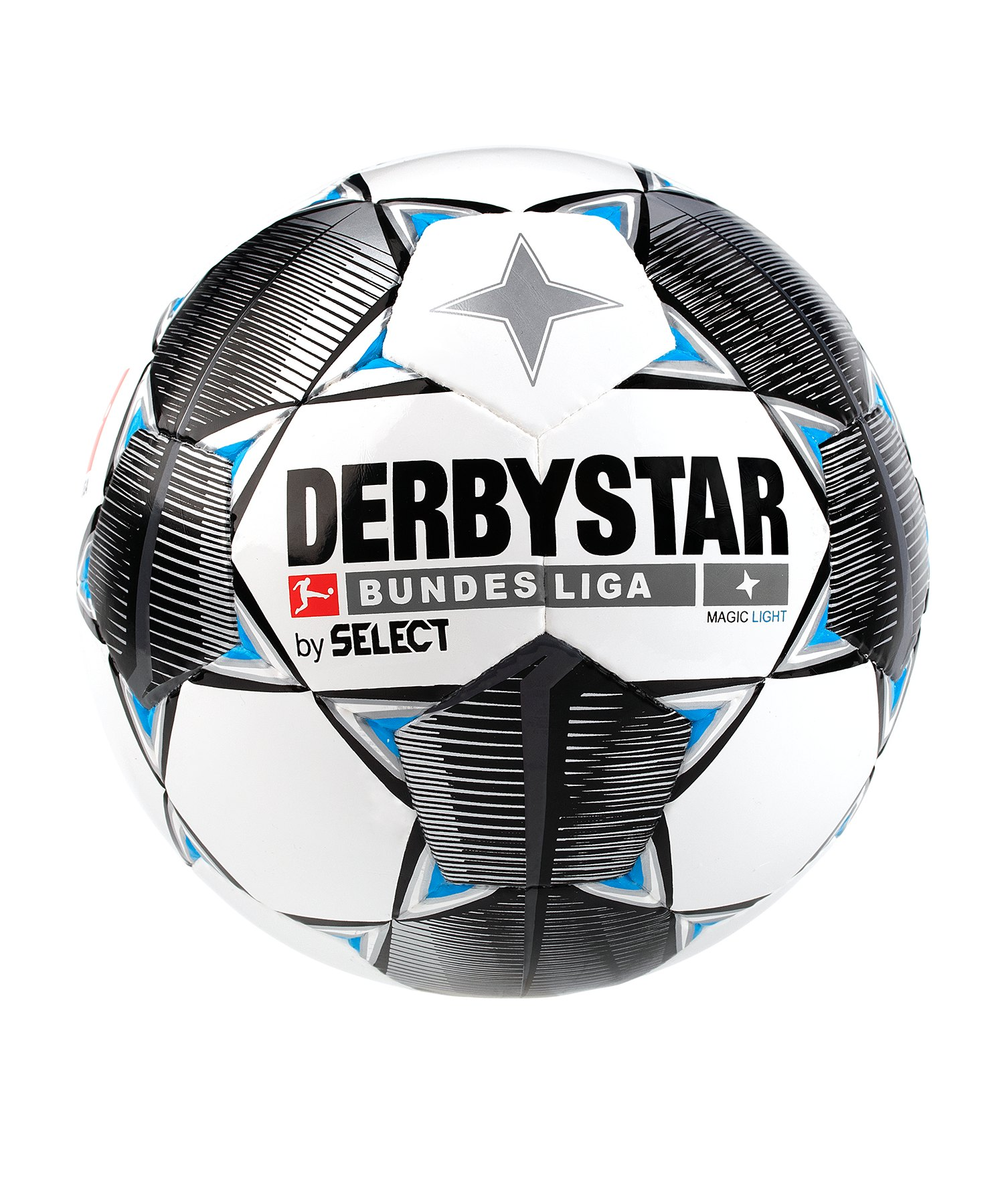 Derbystar Bundesliga Magic Light 350 Gramm Weiss F019 - weiss