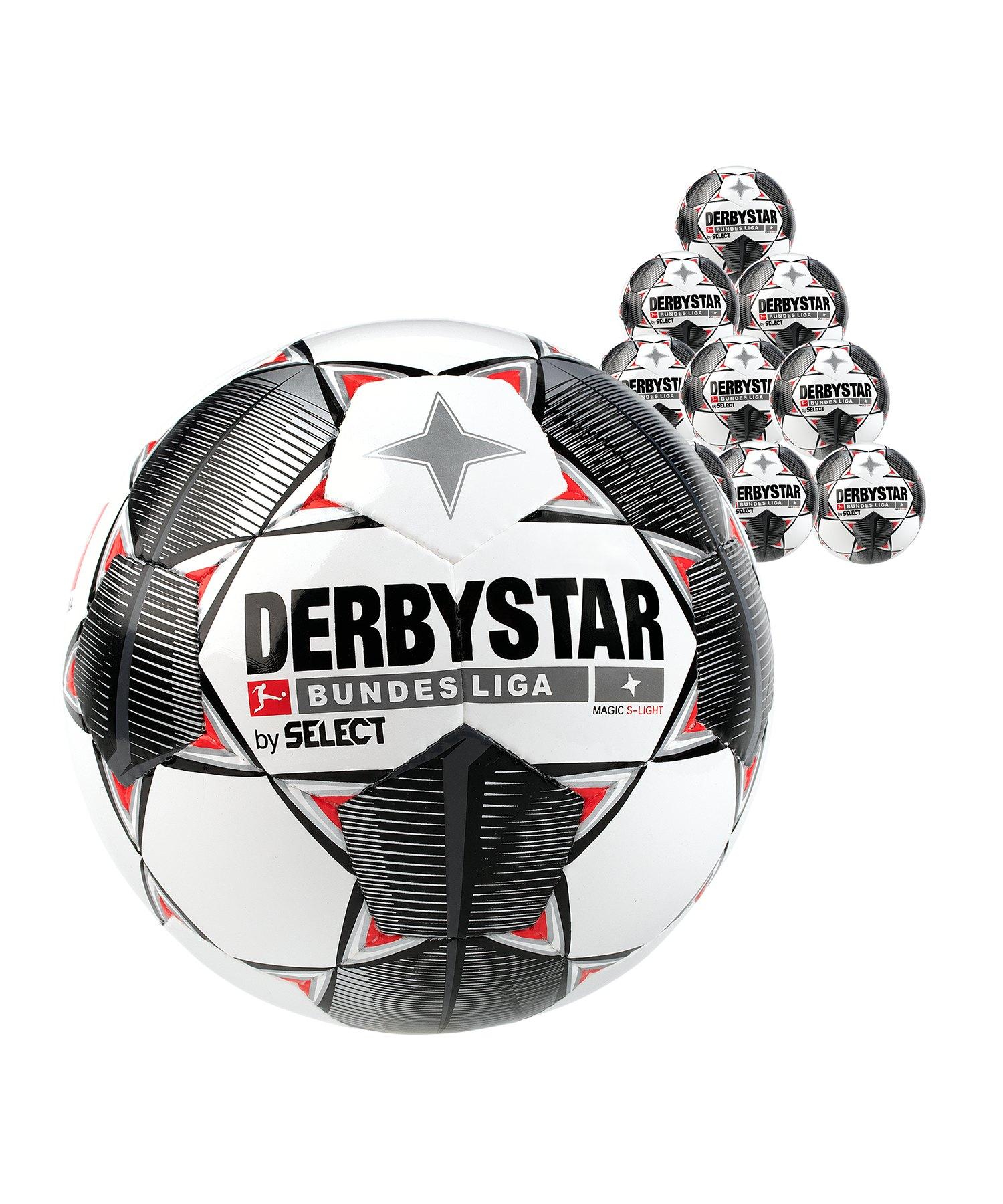 Derbystar Buli Magic S-Light 290g 50x Gr.4 Weiss F019 - weiss