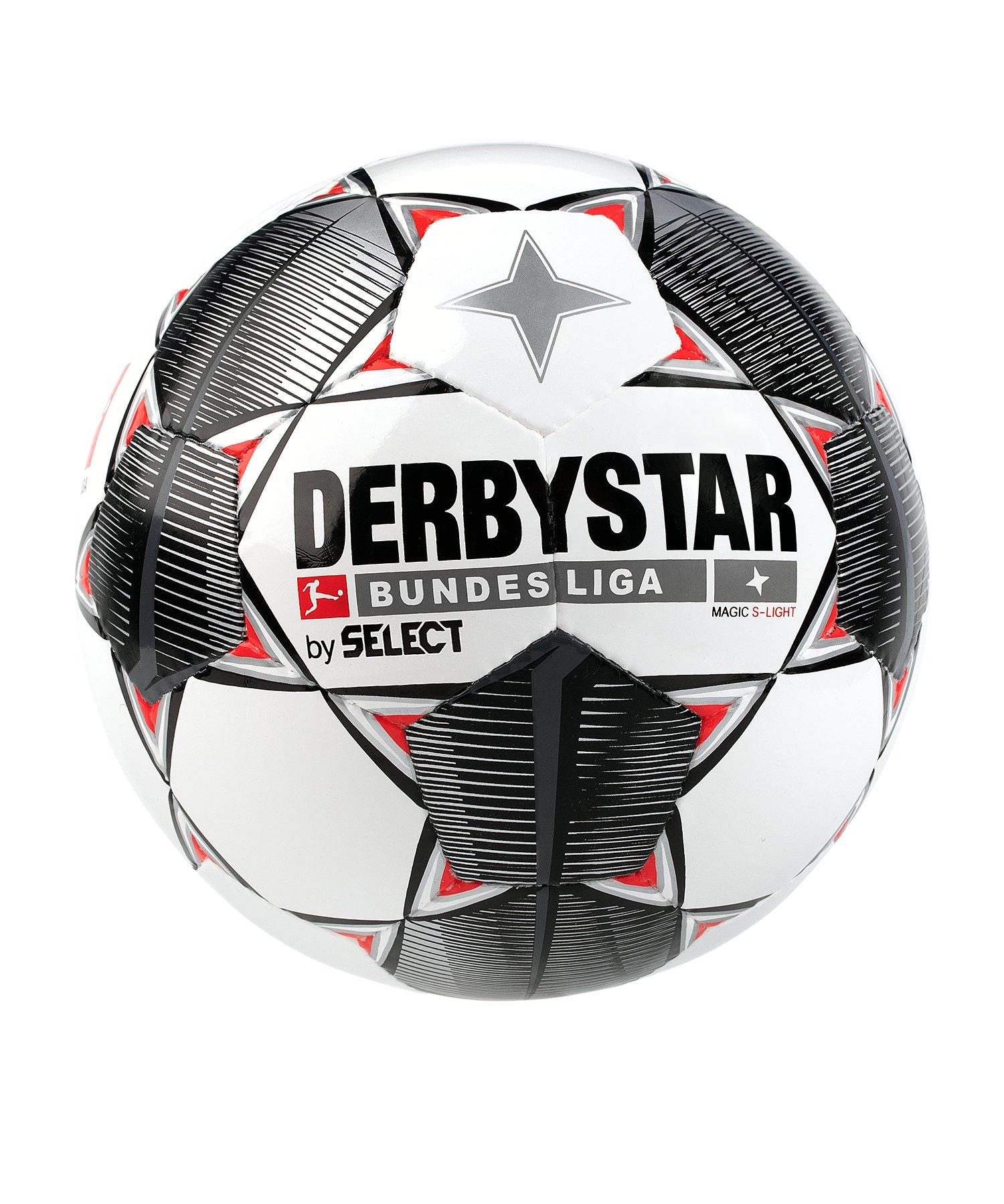 Derbystar Bundesliga Magic S-Light 290 Gramm Weiss F019 - weiss