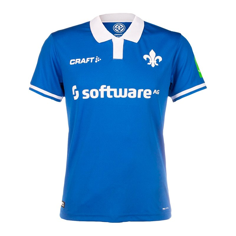 Craft SV Darmstadt 98 Trikot Home 2019/2020 Blau Kids F369900 - blau