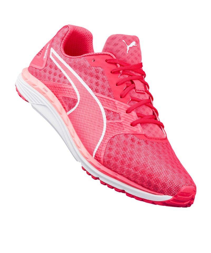 PUMA Speed 300 Ignite 3 Running Damen Pink F01 - pink