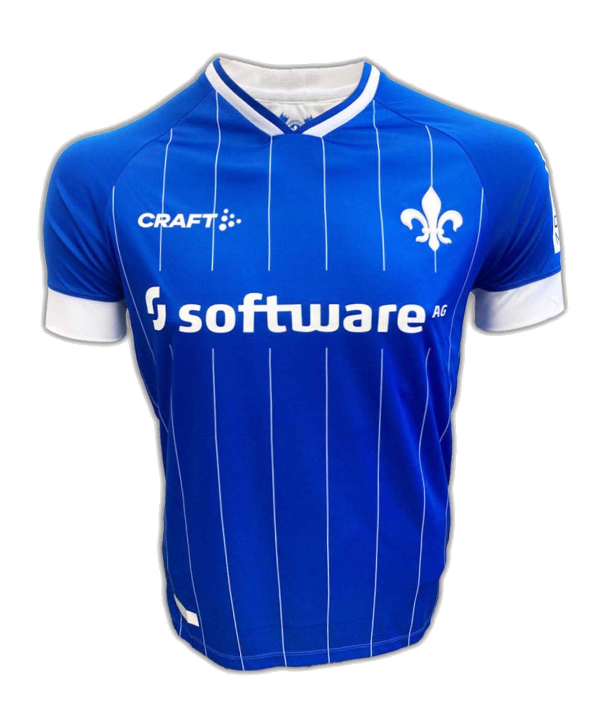 Craft SV Darmstadt 98 Trikot Home 2021/2022 Kids Blau F369900 - blau