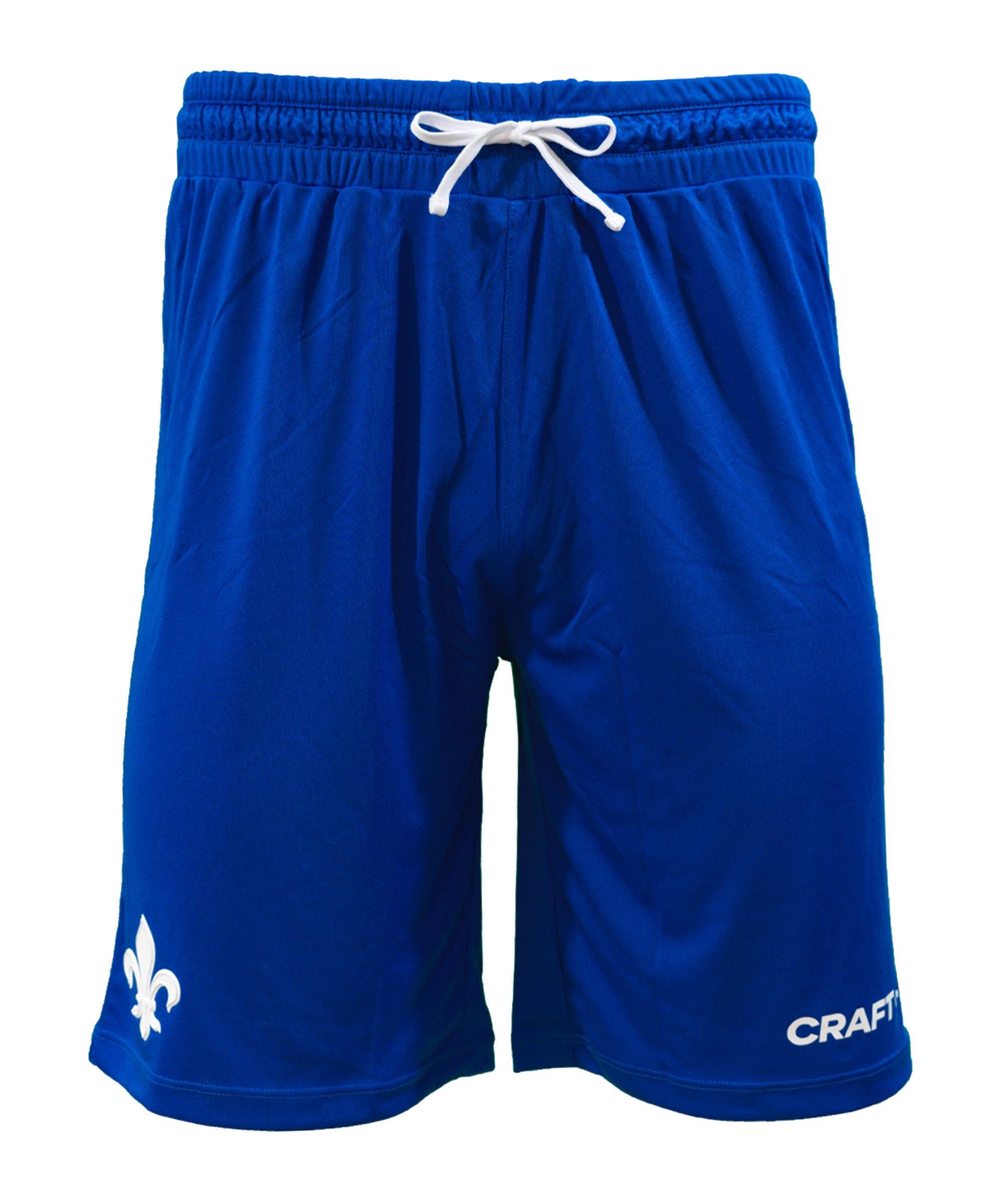 Craft SV Darmstadt 98 Short Home 2021/2022 Blau F36990 - blau