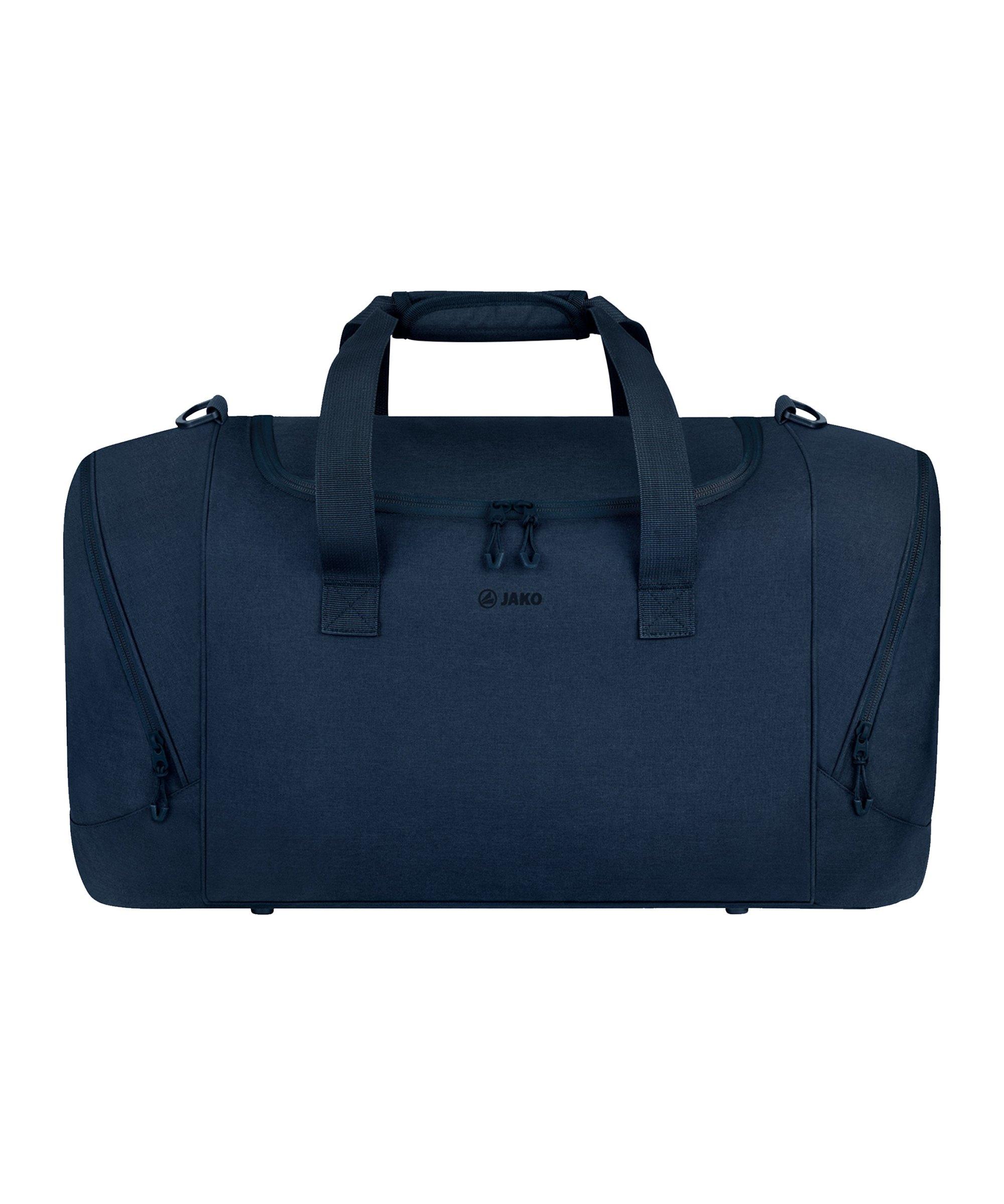JAKO Challenge Sporttasche Blau Gr.M F510 - blau