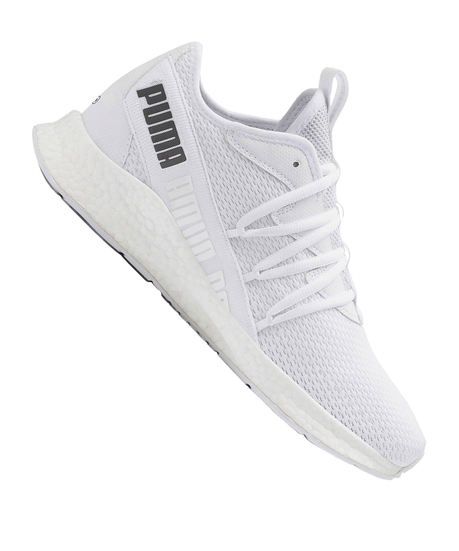 PUMA NRGY Star Sneaker Weiss F02 - weiss