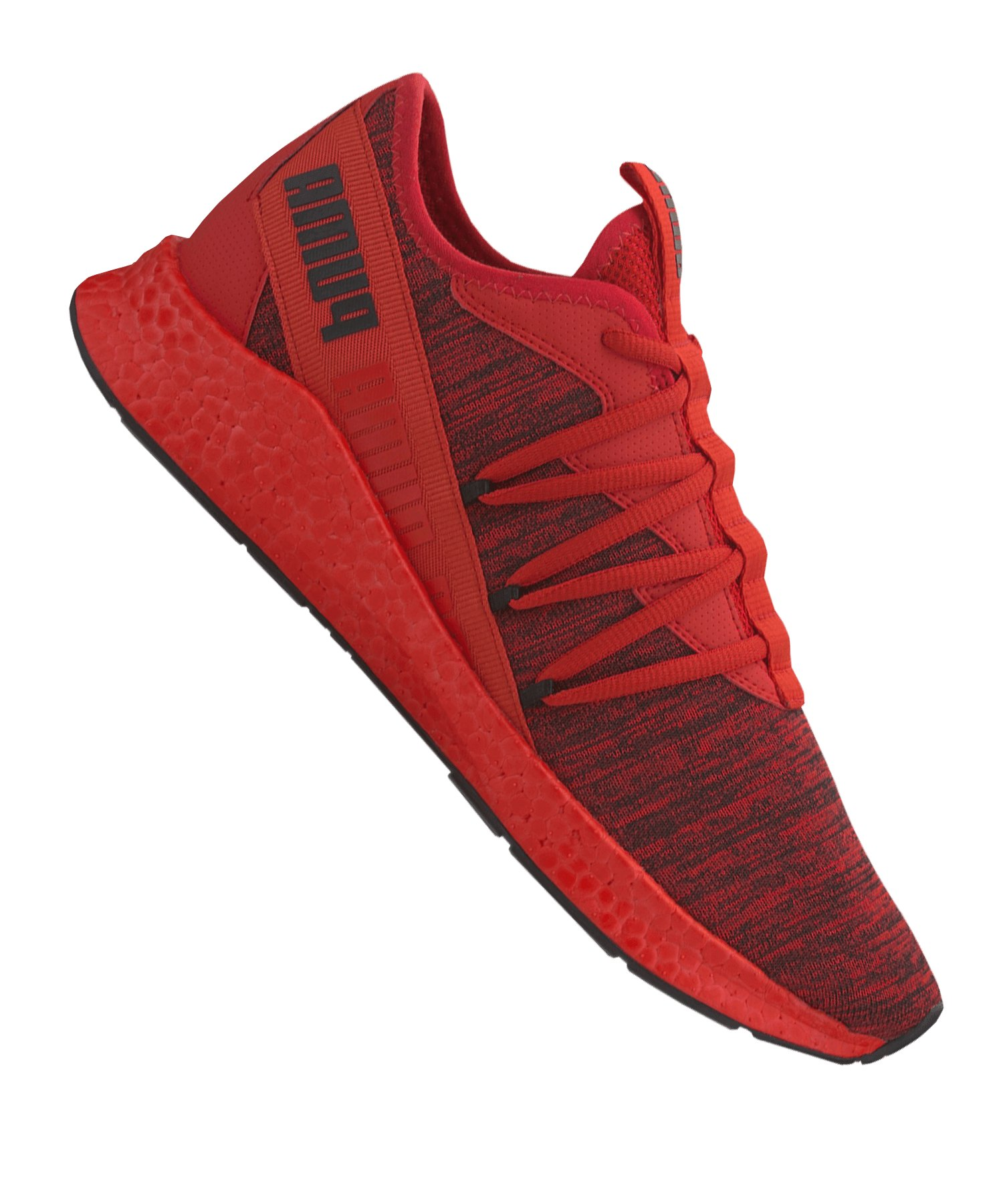 PUMA NRGY Star Sneaker Rot F02 - rot
