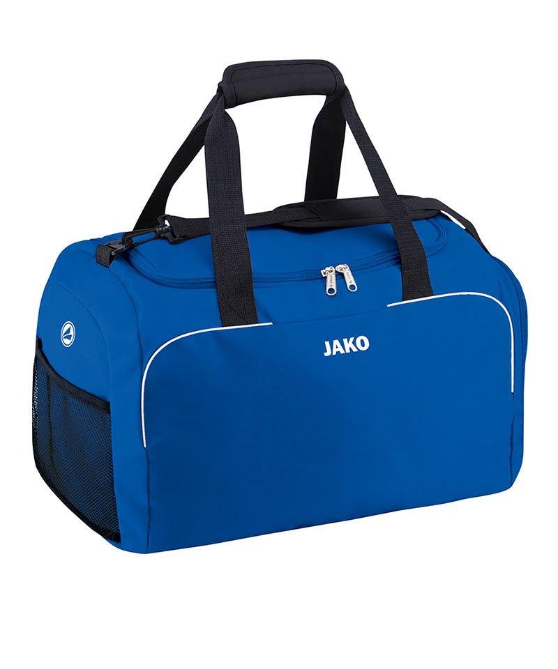 Jako Classico Sporttasche Gr. 1 Blau F04 - blau