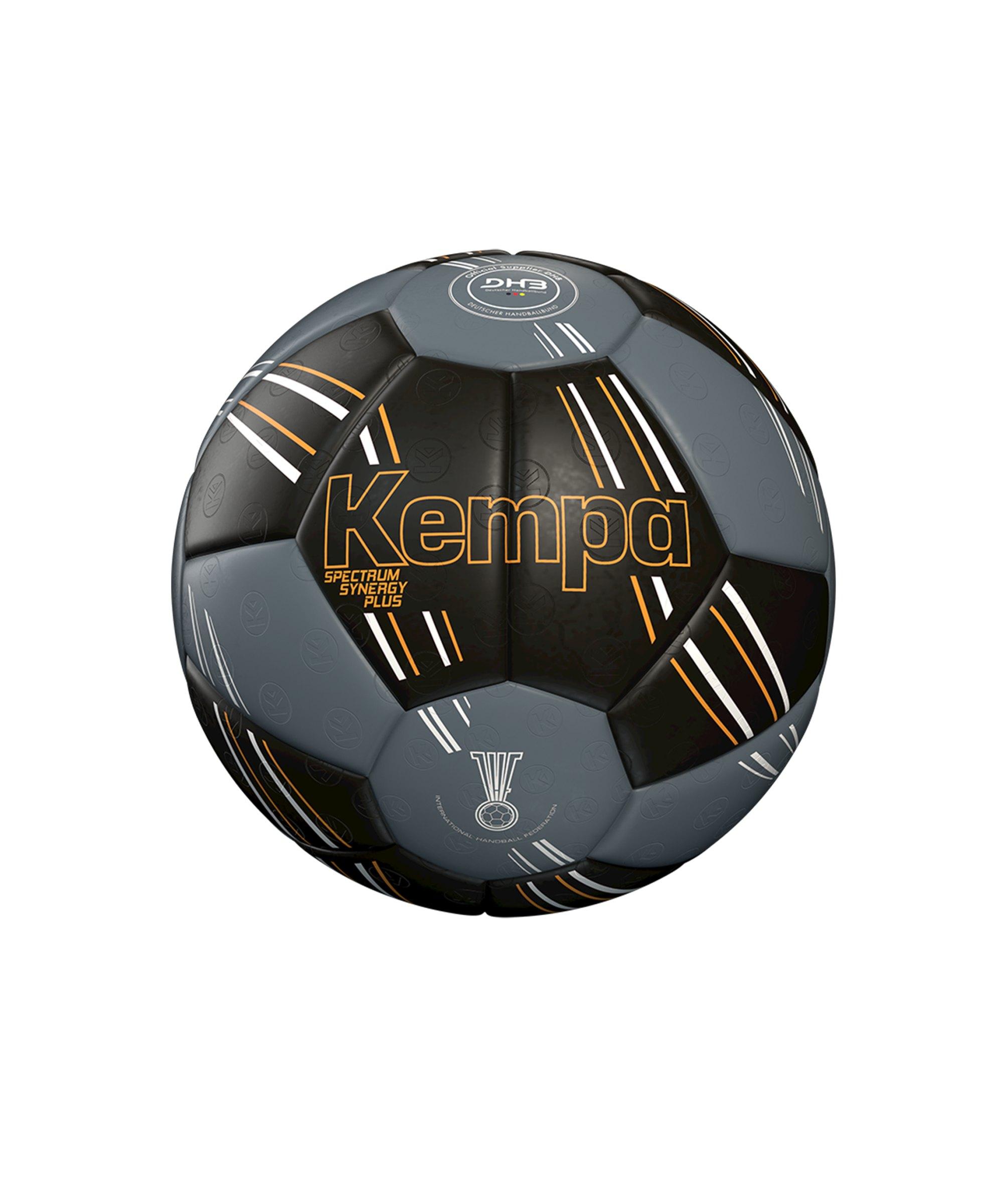 Kempa Spectrum Synergy Plus Handball Schwarz F01 - schwarz