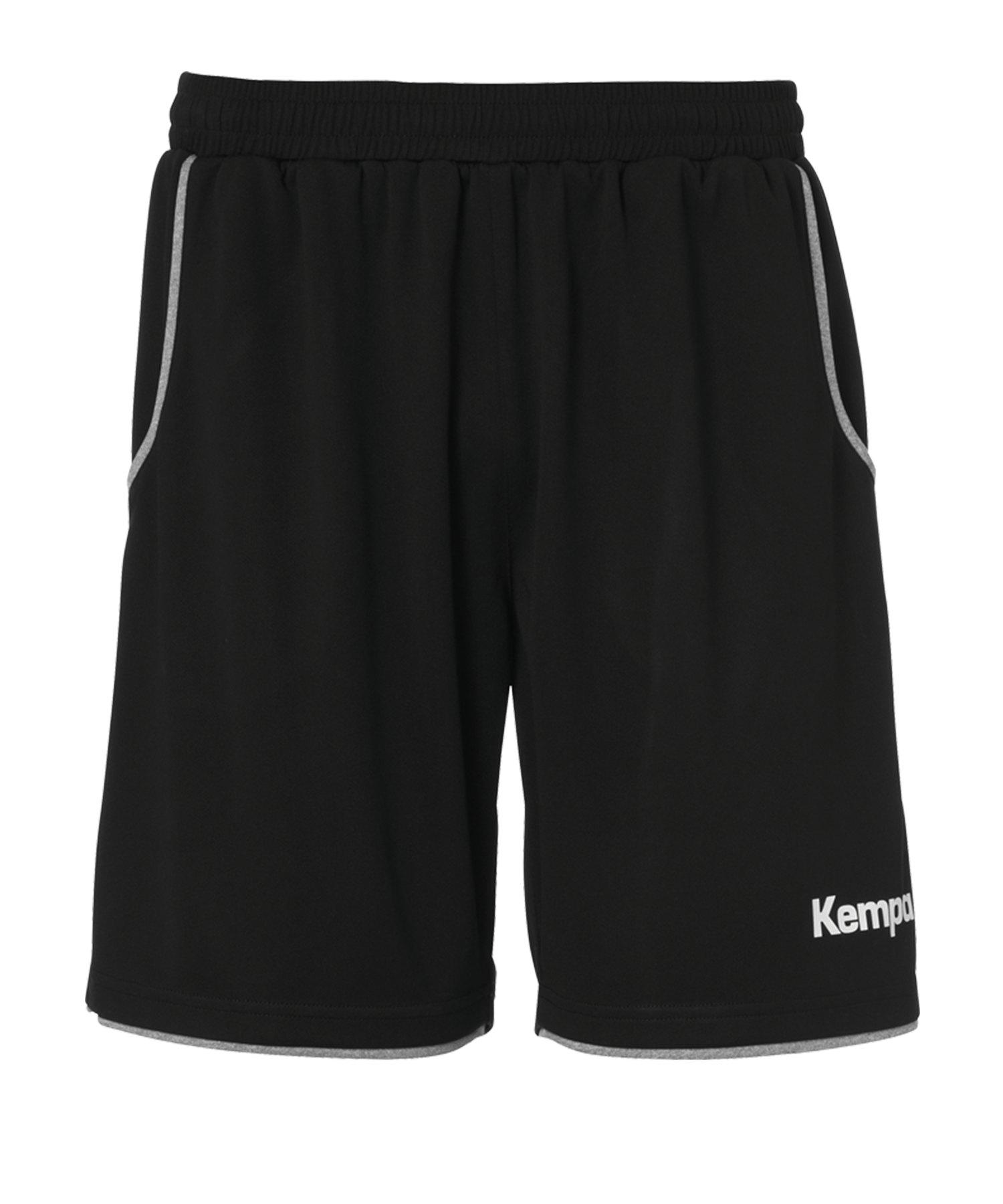 Uhlsport Schiedsrichtershort Schwarz F01 - schwarz