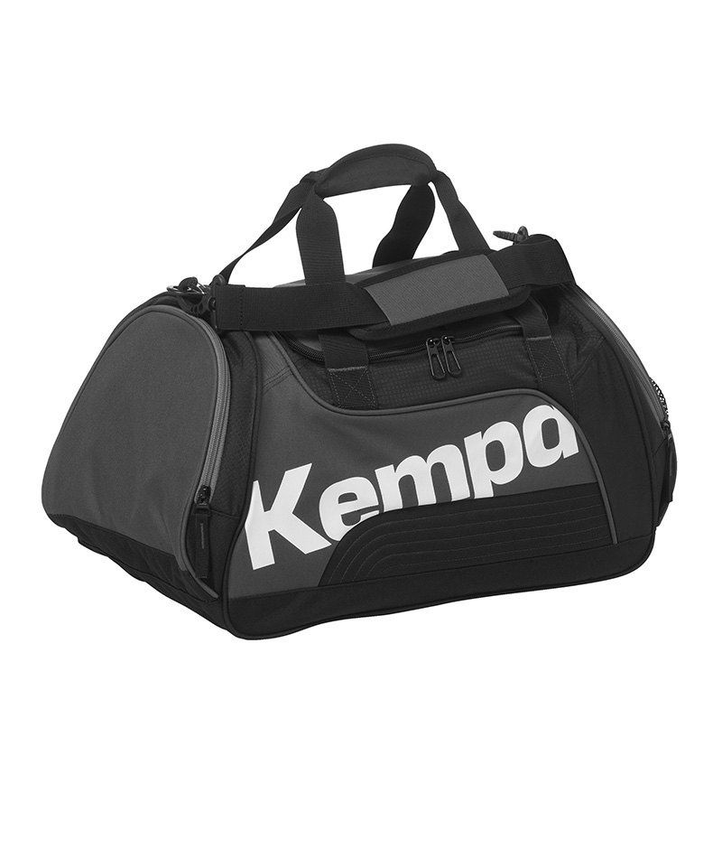 Kempa Sporttasche Sportline Gr. S 35 L Schwarz F01 - schwarz