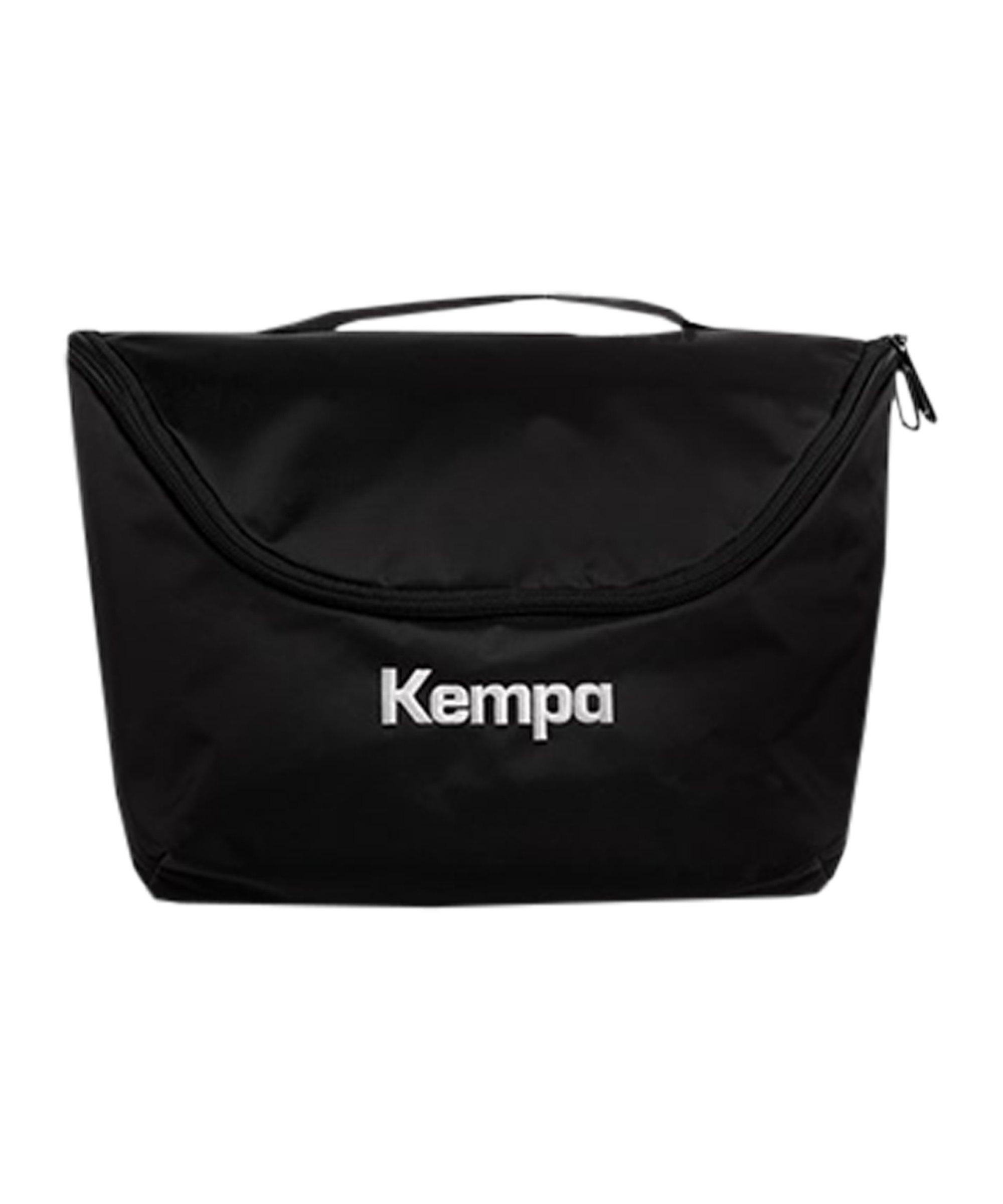 Kempa Waschbeutel Schwarz F01 - schwarz