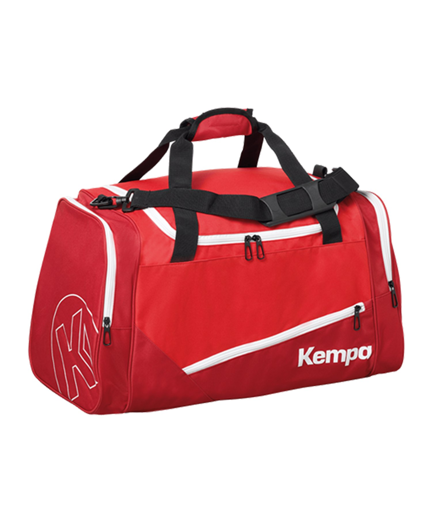 Kempa Sports Bag Sporttasche Small Rot F03 - rot