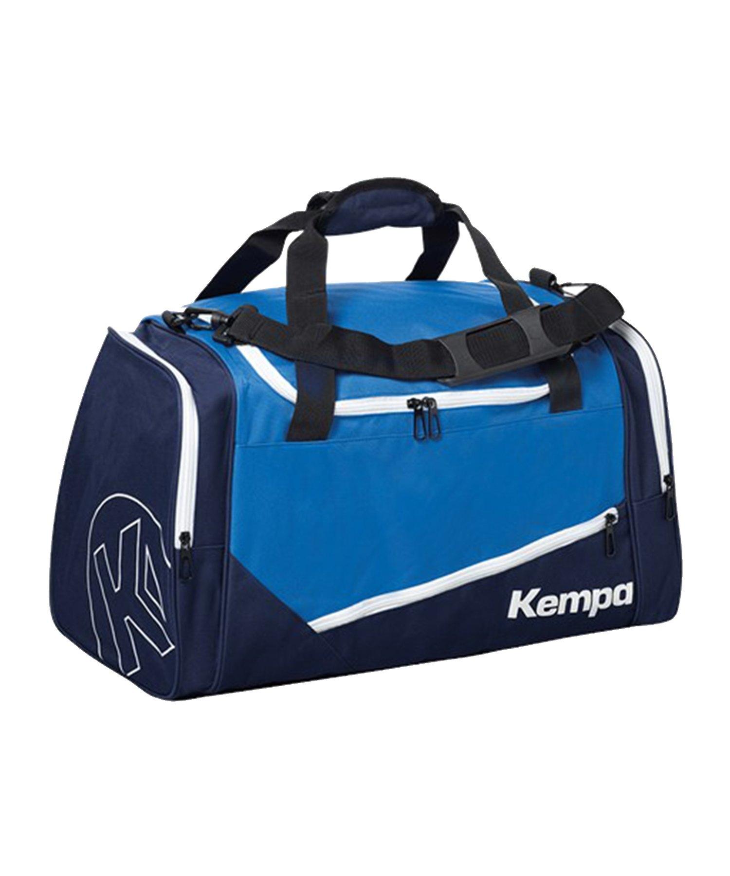 Kempa Sporttasche Größe L Blau F02 - blau