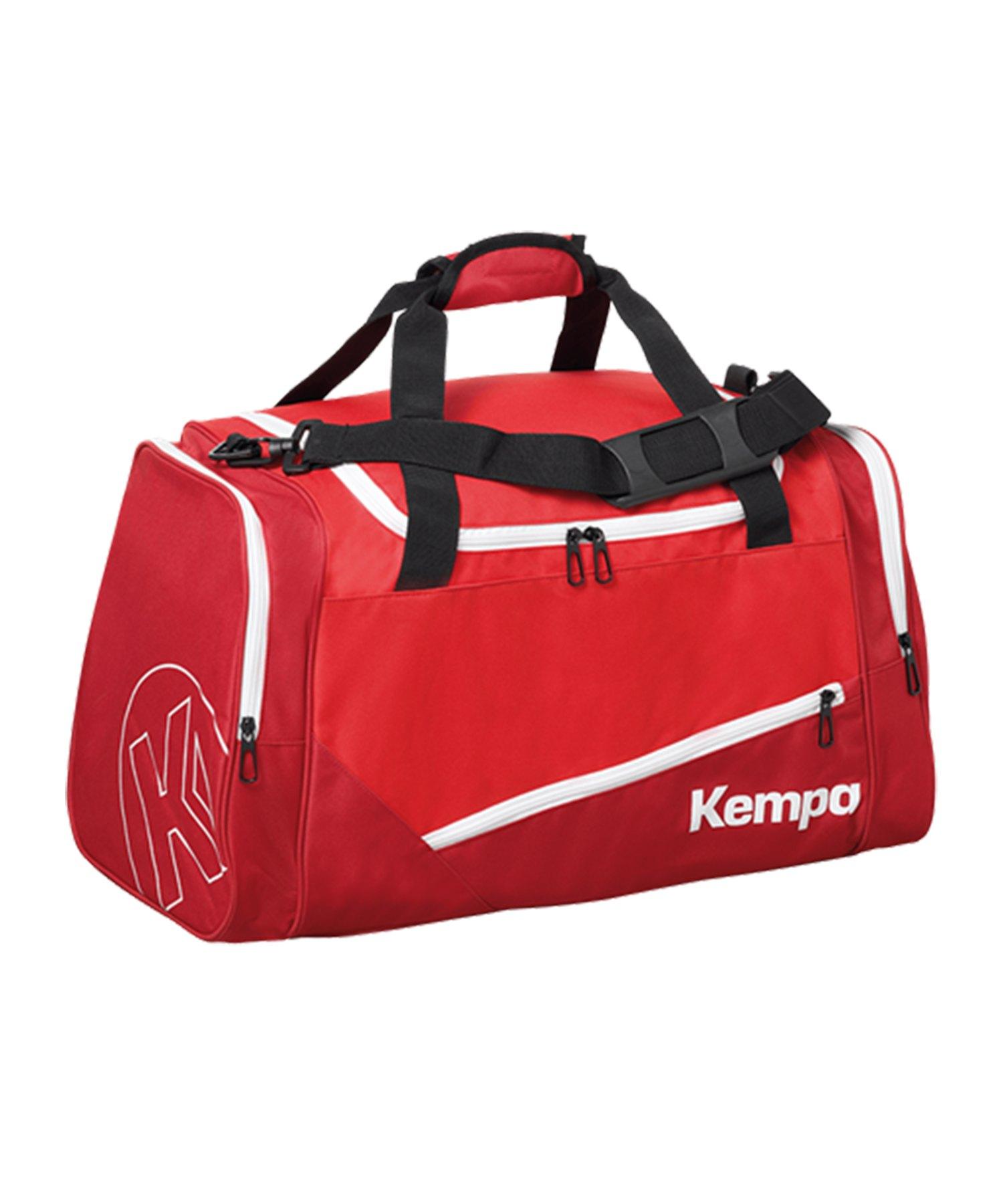 Kempa Sporttasche Größe L Rot F03 - rot
