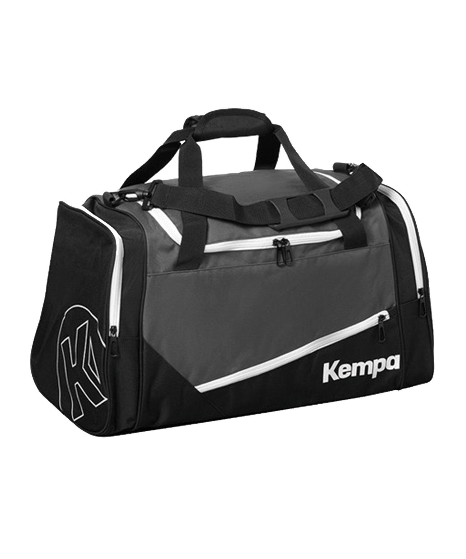 Kempa Sporttasche Größe L Schwarz F01 - schwarz