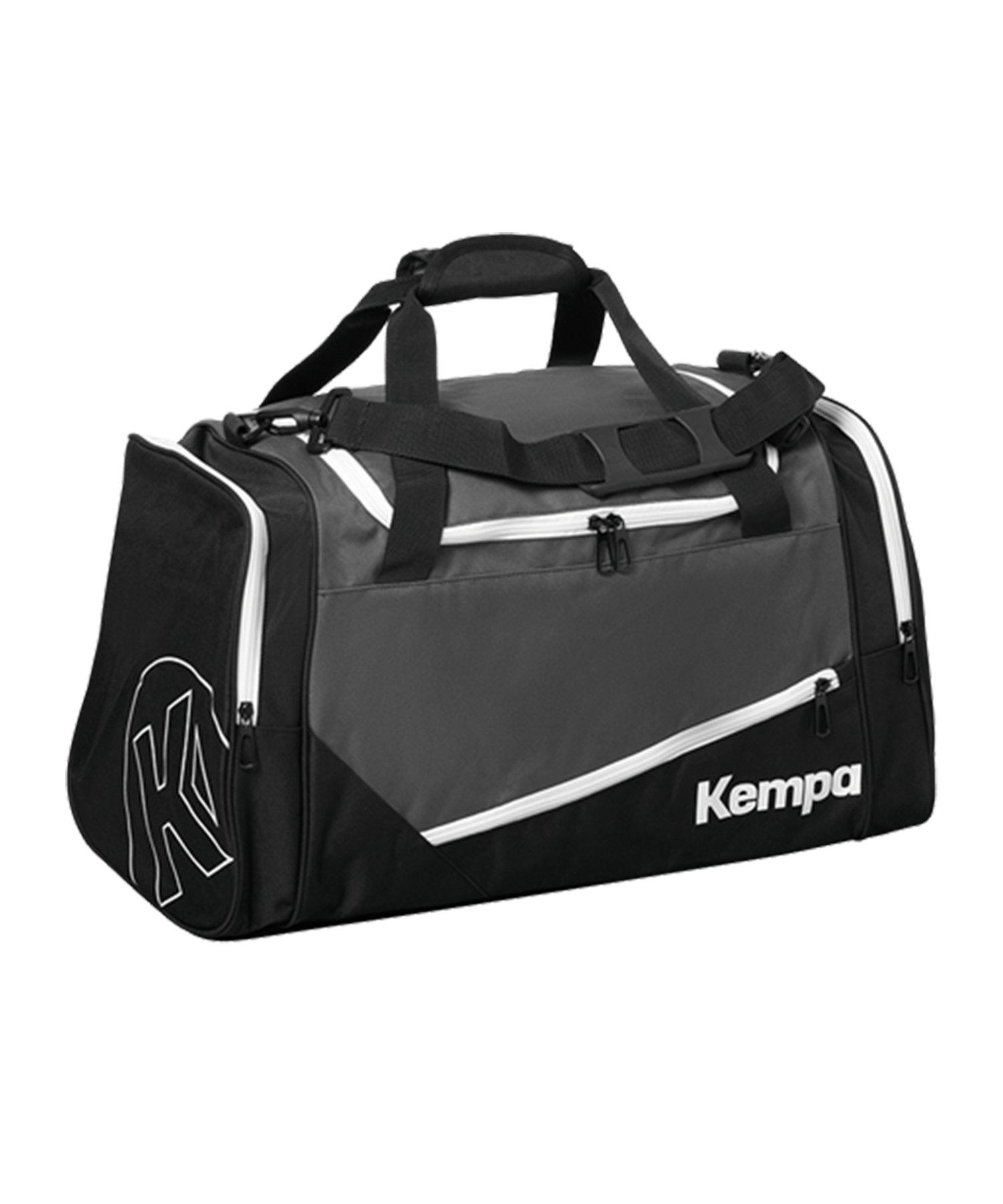 Kempa Sports Bag Sporttasche XL Schwarz F01 - schwarz