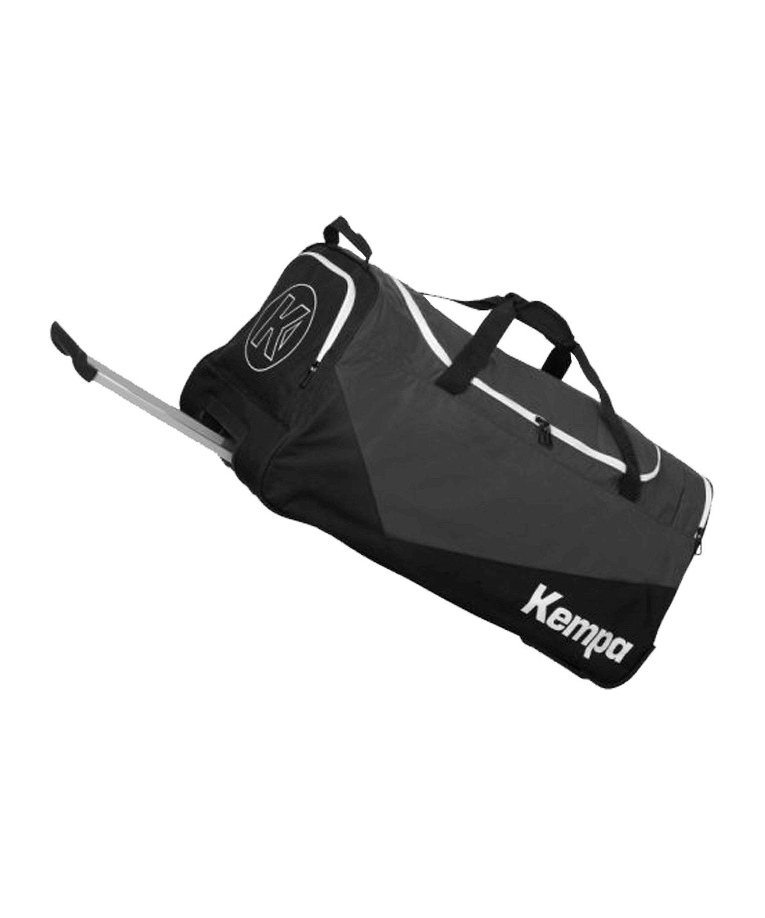 Kempa Trolley Bag Sporttasche Large Grau F01 - grau
