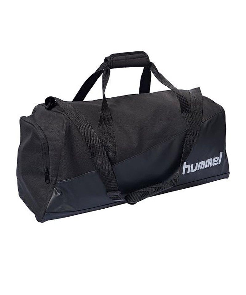 Hummel Authentic Charge Sporttasche Gr.M F2001 - schwarz
