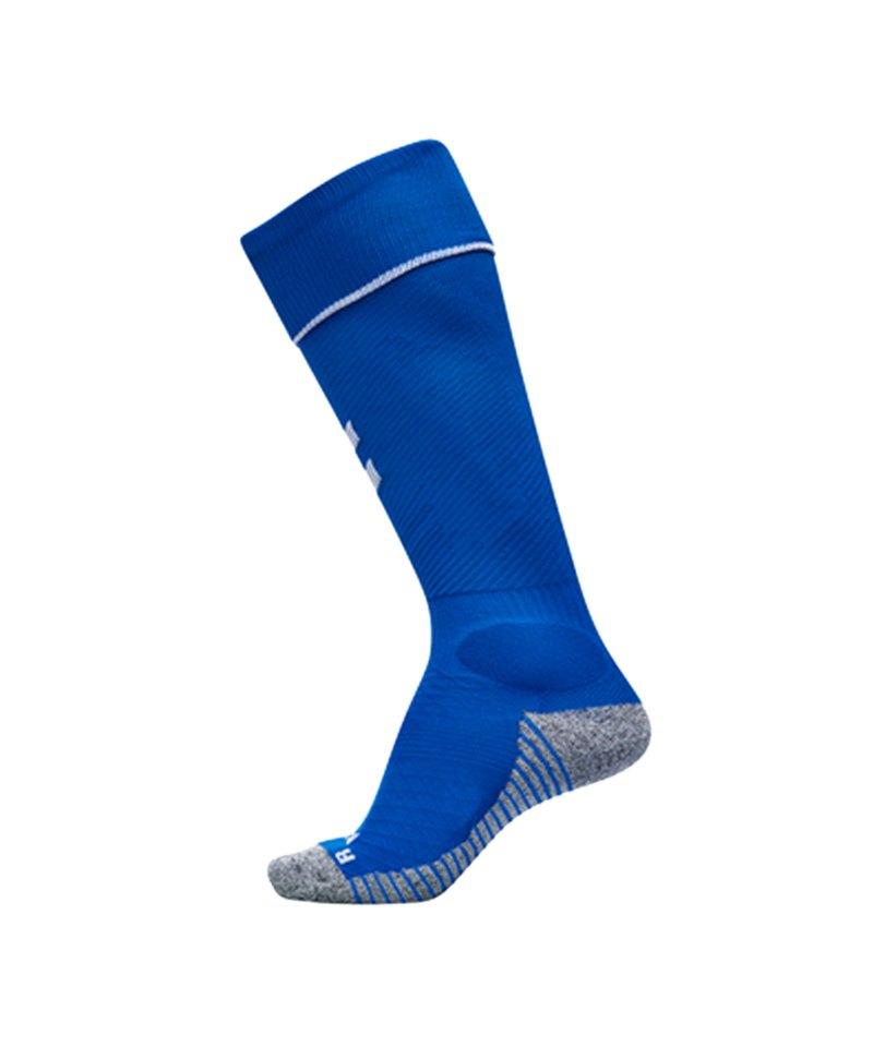 Hummel Pro Football Sock Socken Blau F7691 - blau