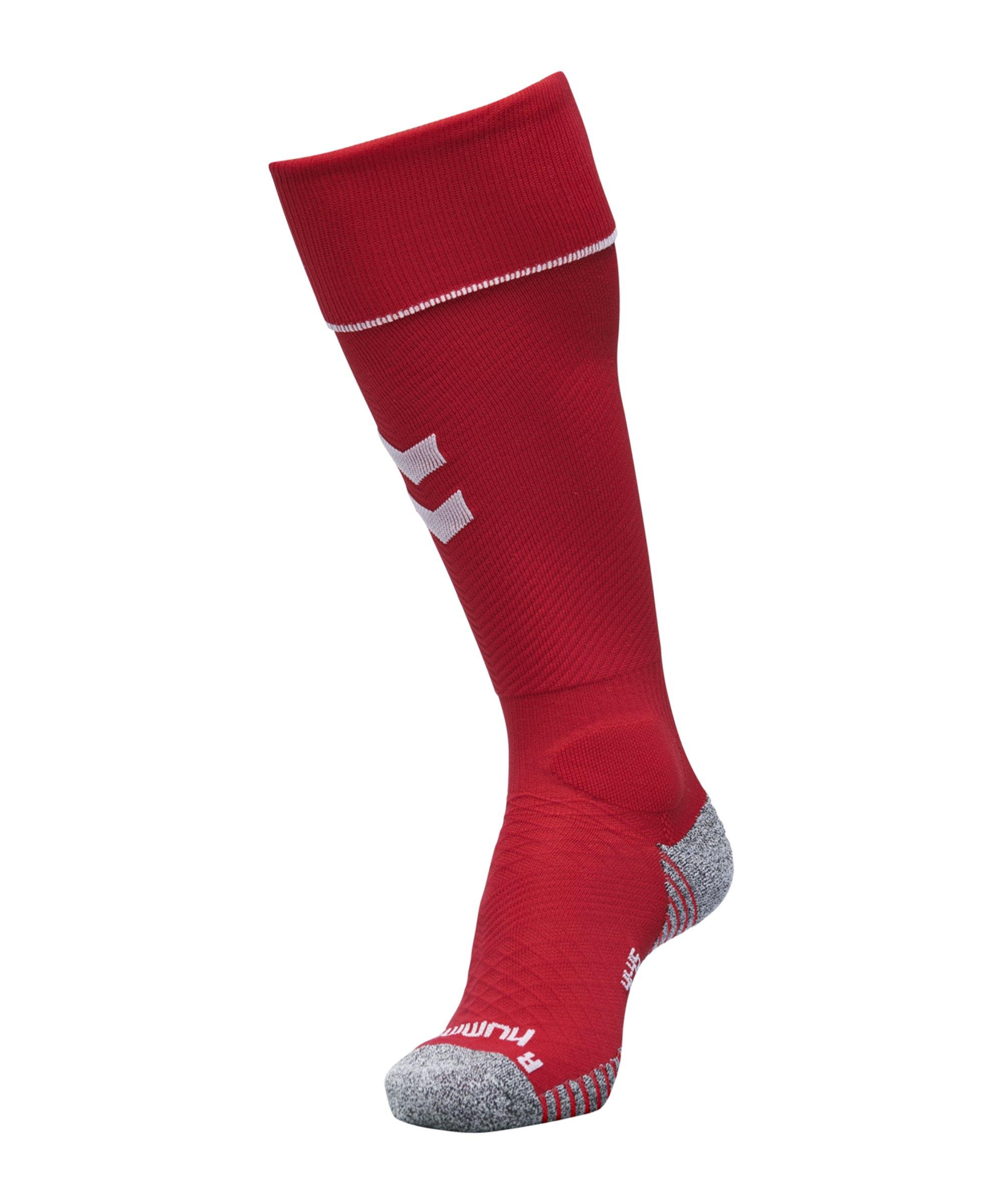 Hummel Pro Football Sock Socken Rot F3946 - Rot