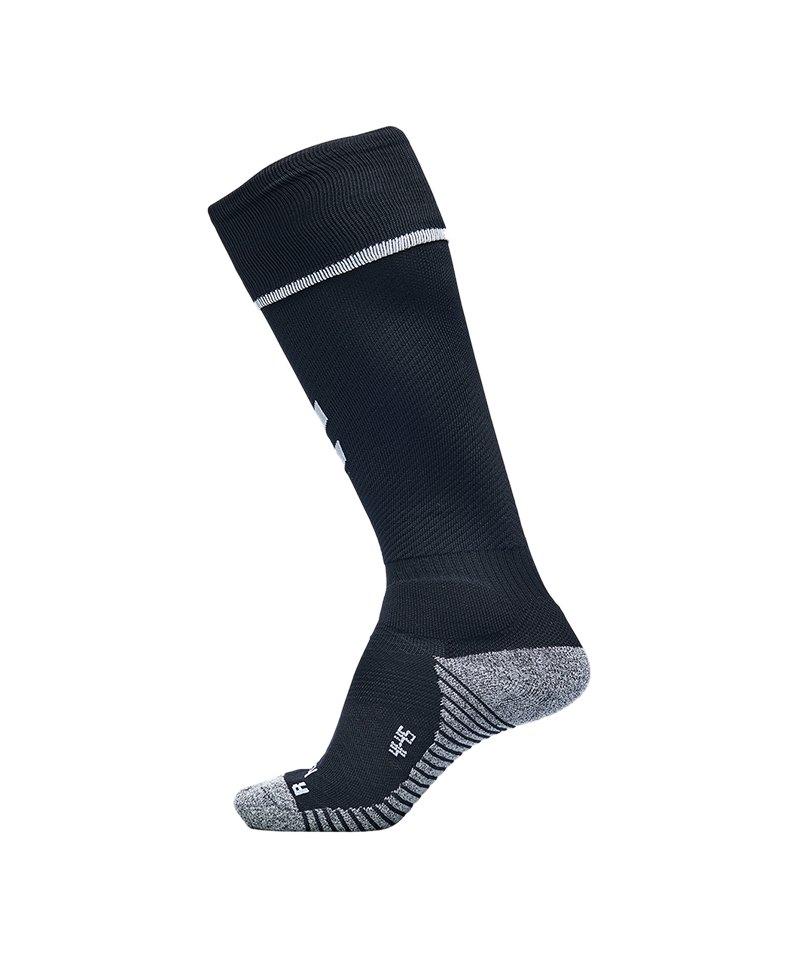 Hummel Pro Football Sock Socken Schwarz F2114 - schwarz