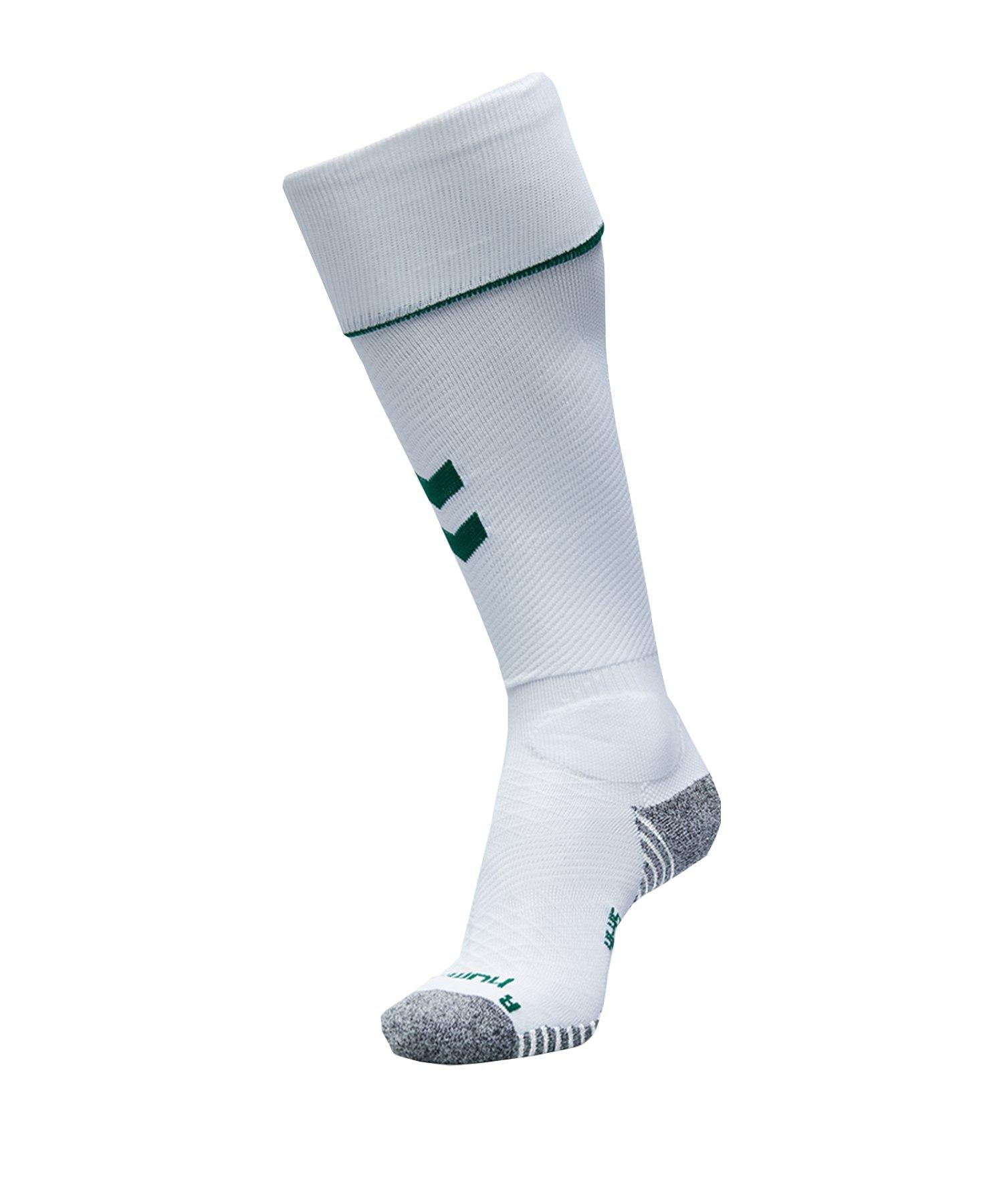 Hummel Pro Football Sock Socken Weiss F9004 - Weiss