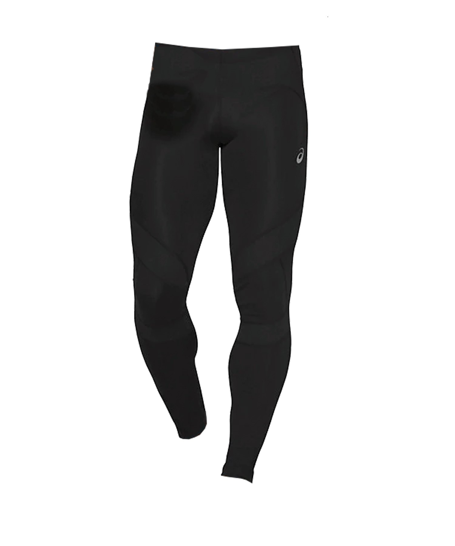 Asics Leg Balance Tight 2 Laufhose Running F008 - schwarz