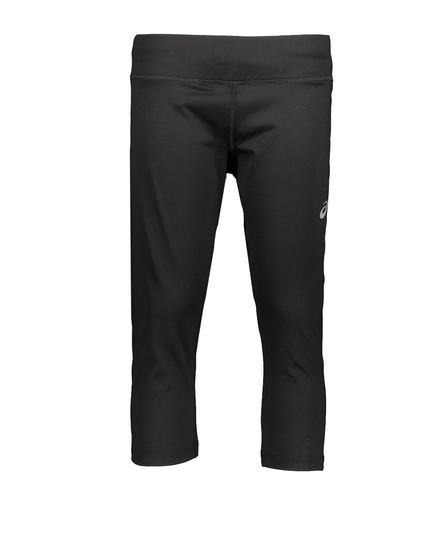 Asics Silver Knee Tight Running Damen F001 - schwarz