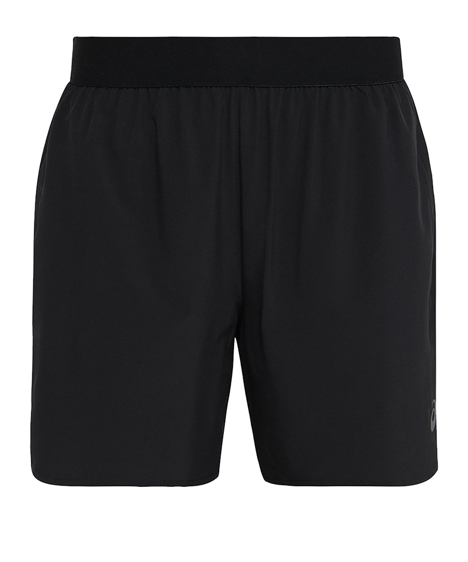 Asics 5IN Sprinter Short Running Damen F001 - schwarz